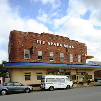 Seven Seas Hotel - Accommodation Tasmania