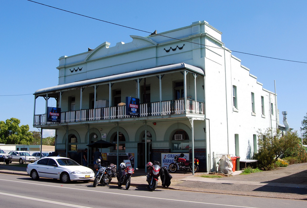 Tattersalls Hotel - Accommodation Tasmania
