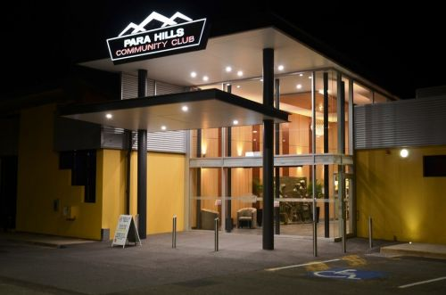 Para Hills Community Club Incorporated - Accommodation Tasmania