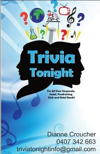 Trivia Tonight - Accommodation Tasmania