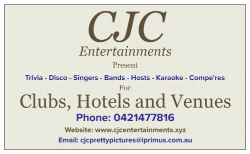 CJC Entertainments - Accommodation Tasmania