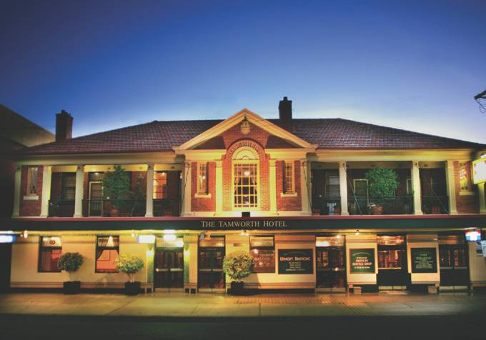 Tom Price Hotel - Accommodation Tasmania