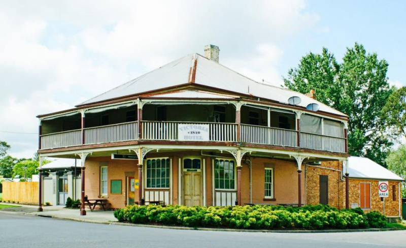 The Victoria Hotel Hinton - Accommodation Tasmania