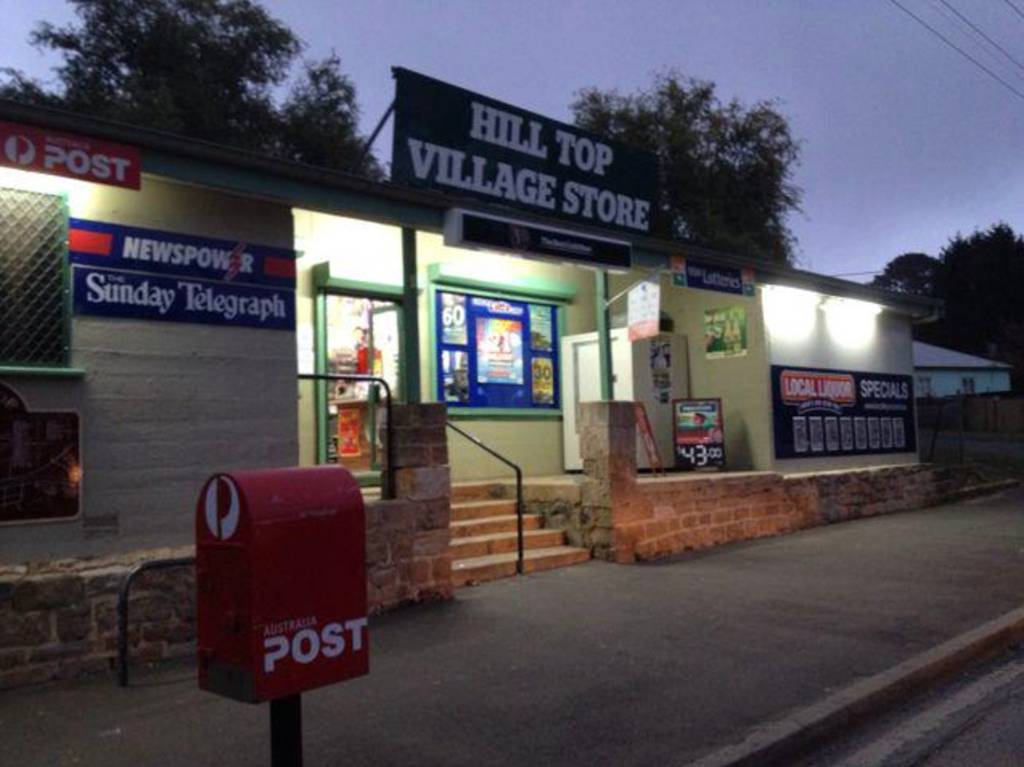 Hill Top Village Store - Accommodation Tasmania
