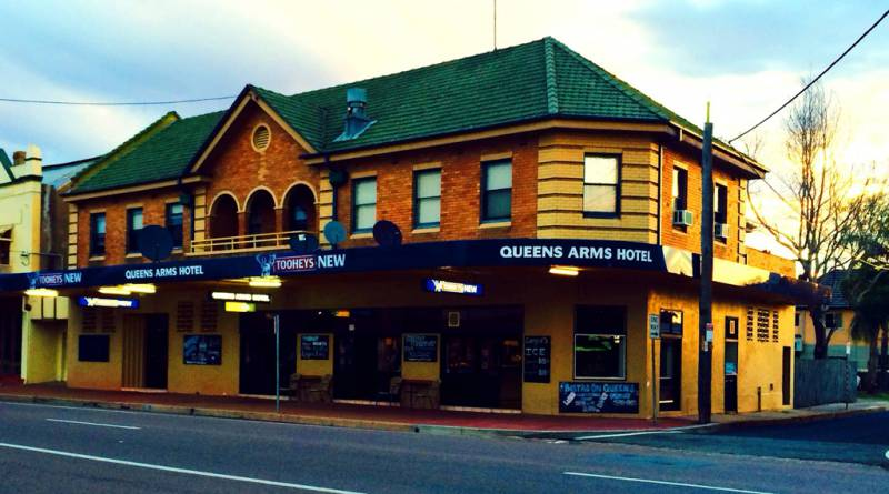 Queens Arms Hotel - Accommodation Tasmania