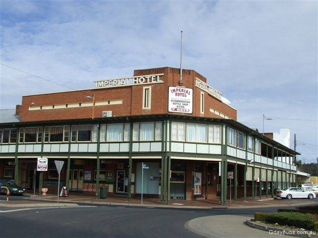Imperial Hotel Coonabarabran - Accommodation Tasmania