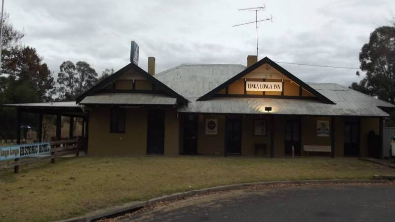 Linga Longa Inn - Accommodation Tasmania