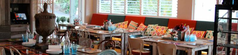 Bohemian Bungalow Restaurant  Bar - Accommodation Tasmania