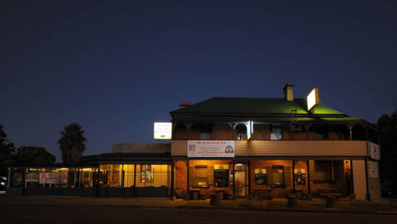 Bushrangers Bar  Brasserie - Accommodation Tasmania