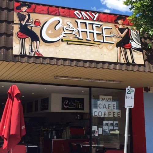 Daly Coffee Den - Accommodation Tasmania