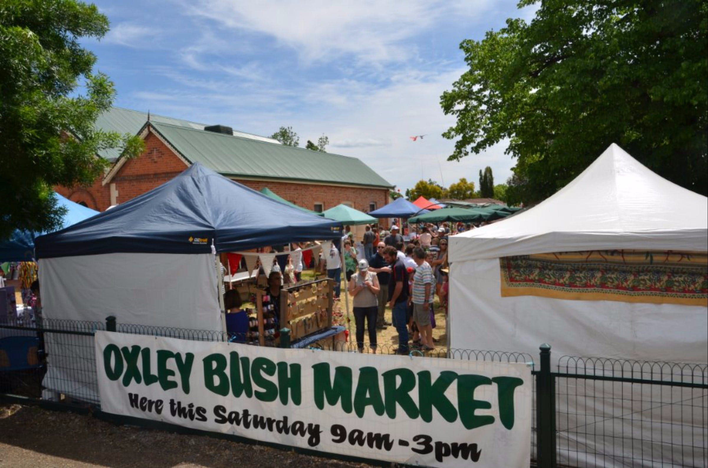 41st Annual Oxley Bush Market - Accommodation Tasmania