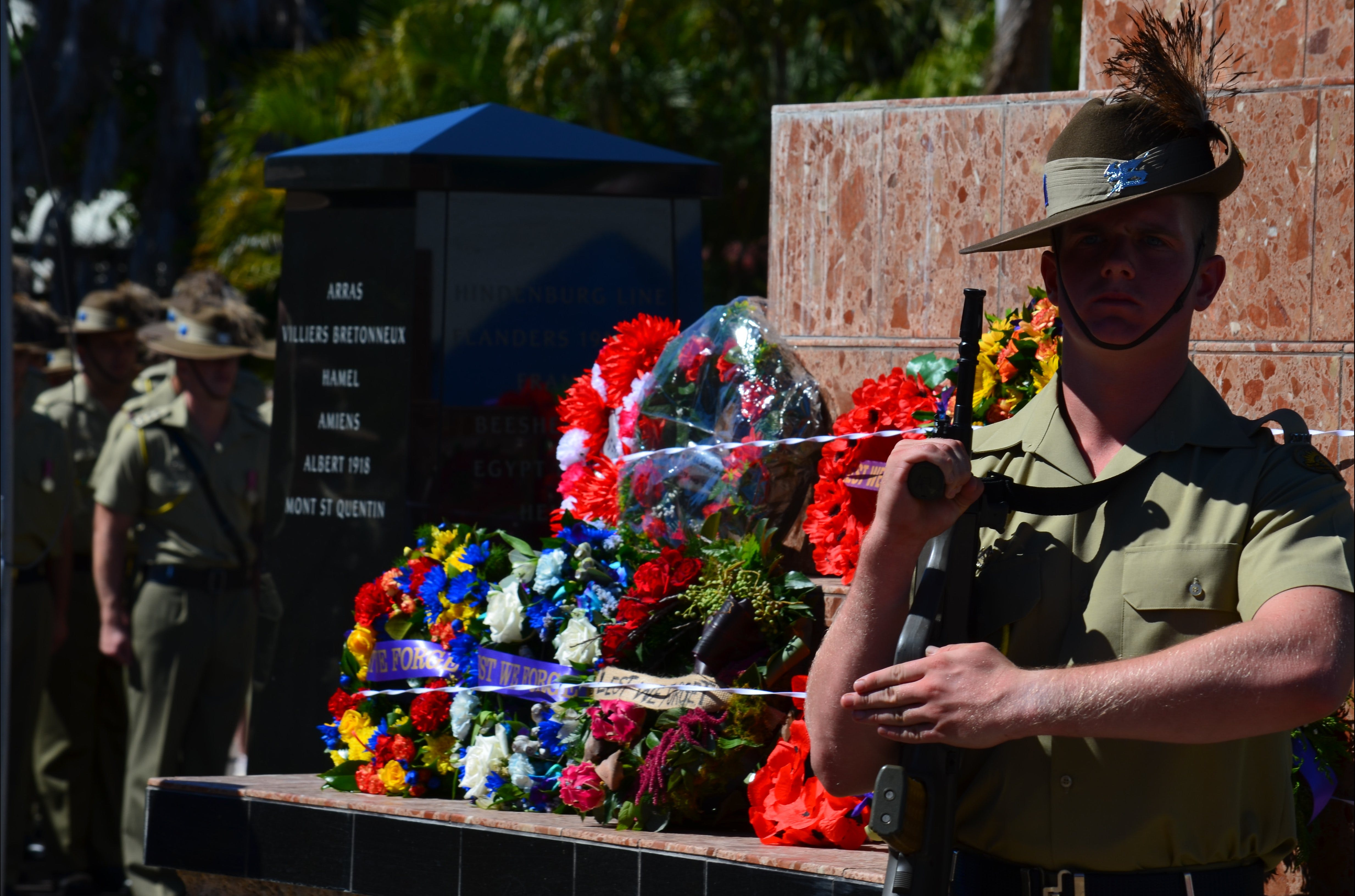Anzac Day Charters Towers - Accommodation Tasmania