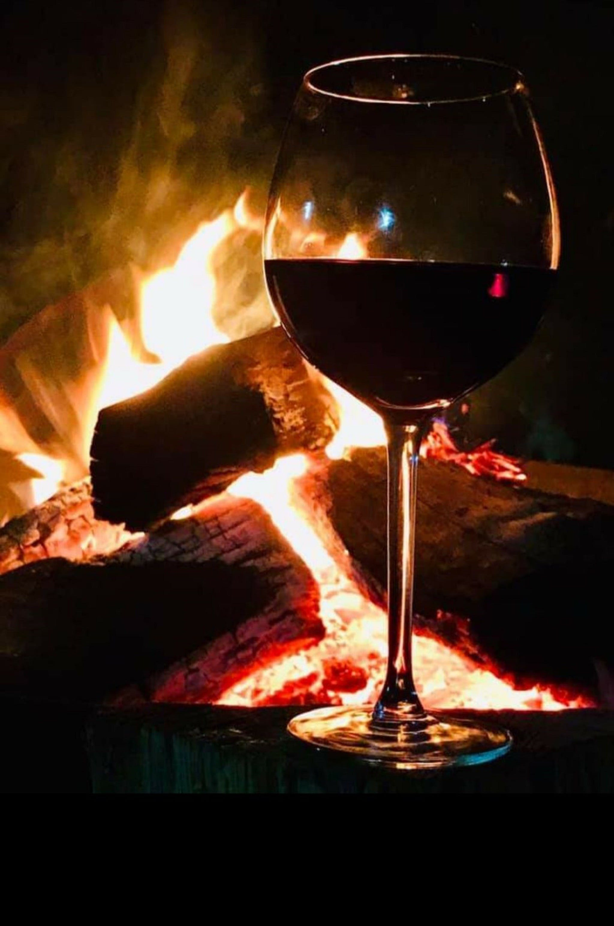 Book your Fire Pit at The Oriana - Accommodation Tasmania