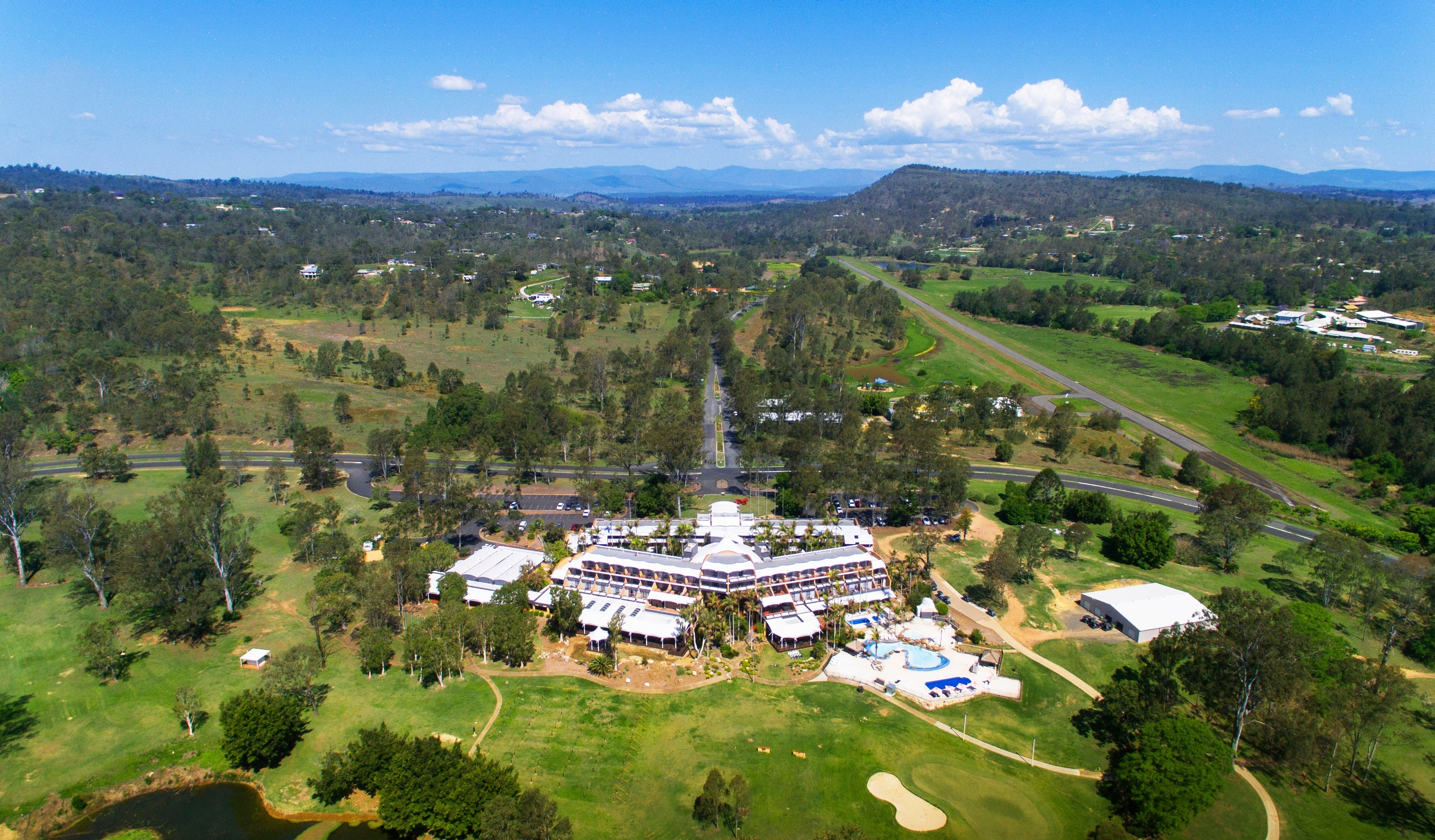 Christmas In July at The Kooralbyn ValleyResort - Accommodation Tasmania
