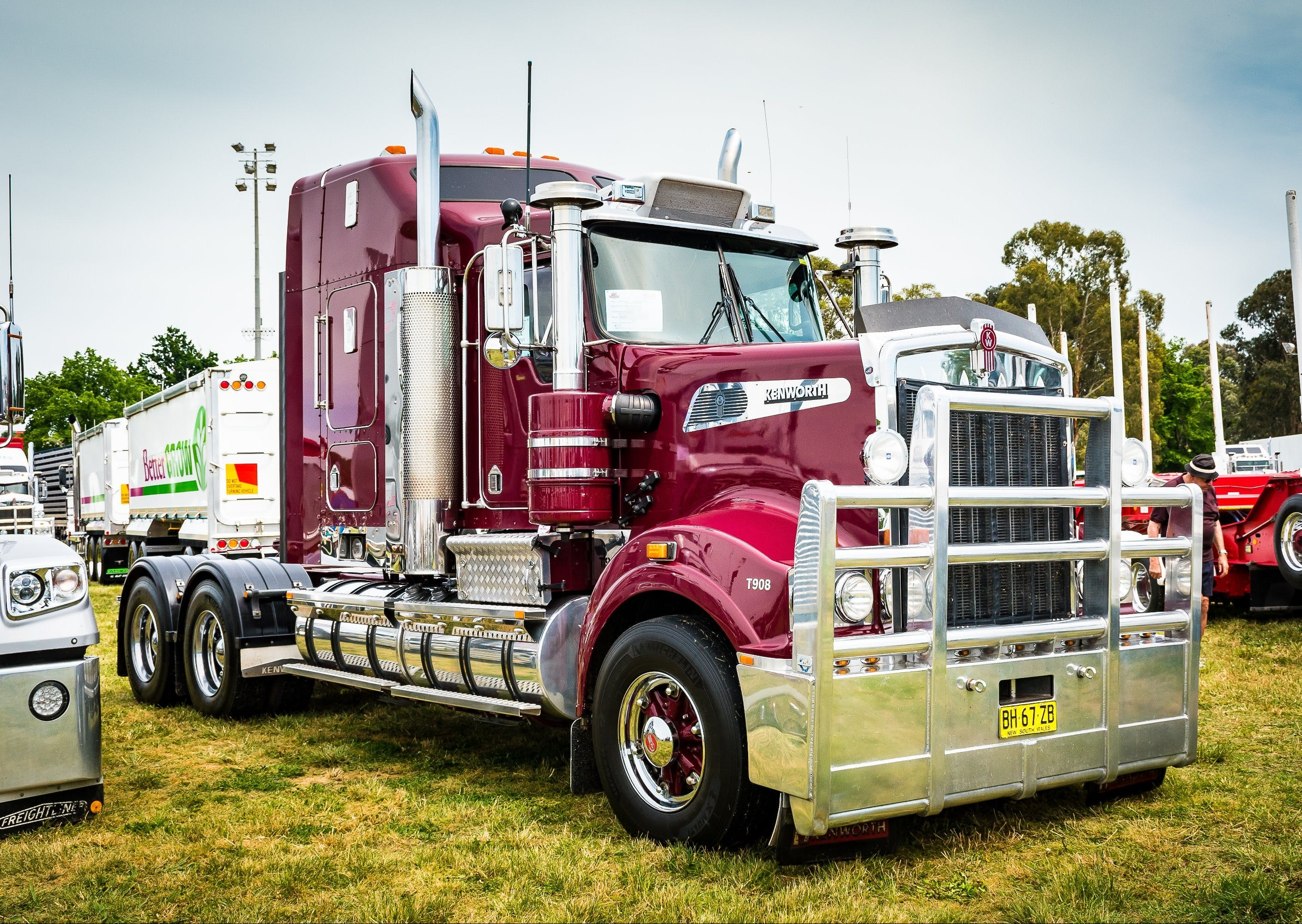 Dane Ballinger Memorial Truck Show - Accommodation Tasmania