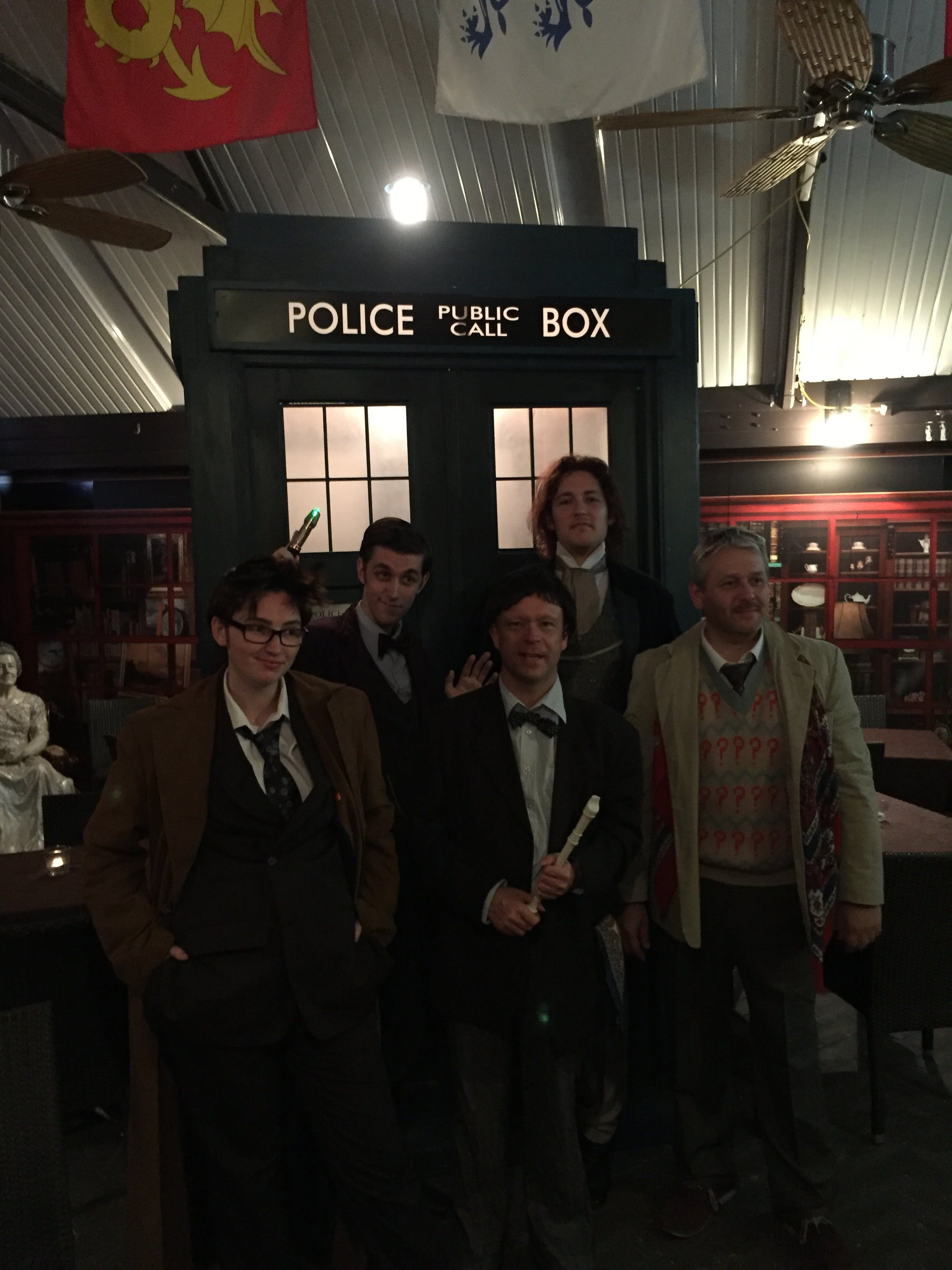 Dr Who Quiz Night - Accommodation Tasmania