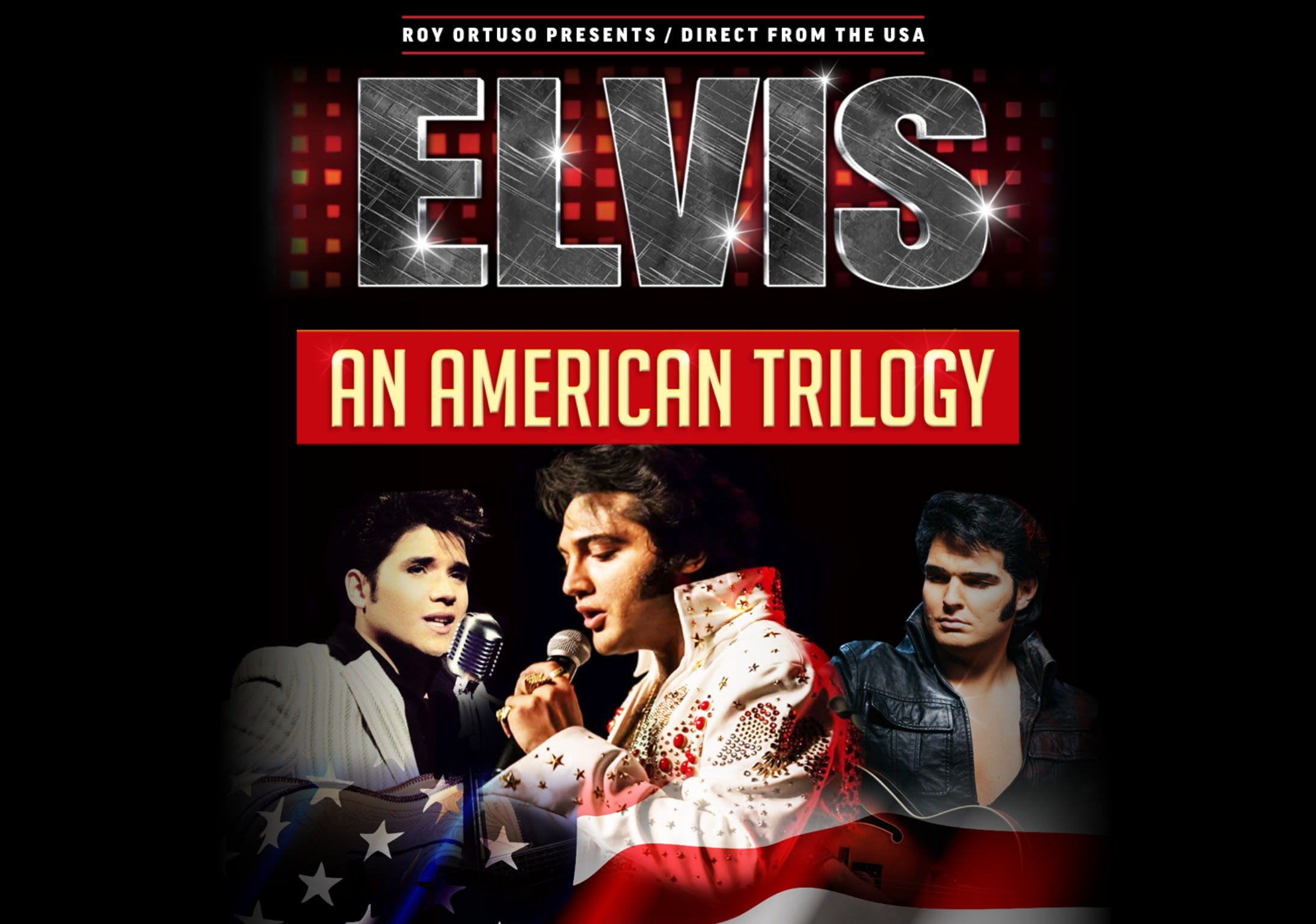 Elvis - An American Trilogy - Accommodation Tasmania