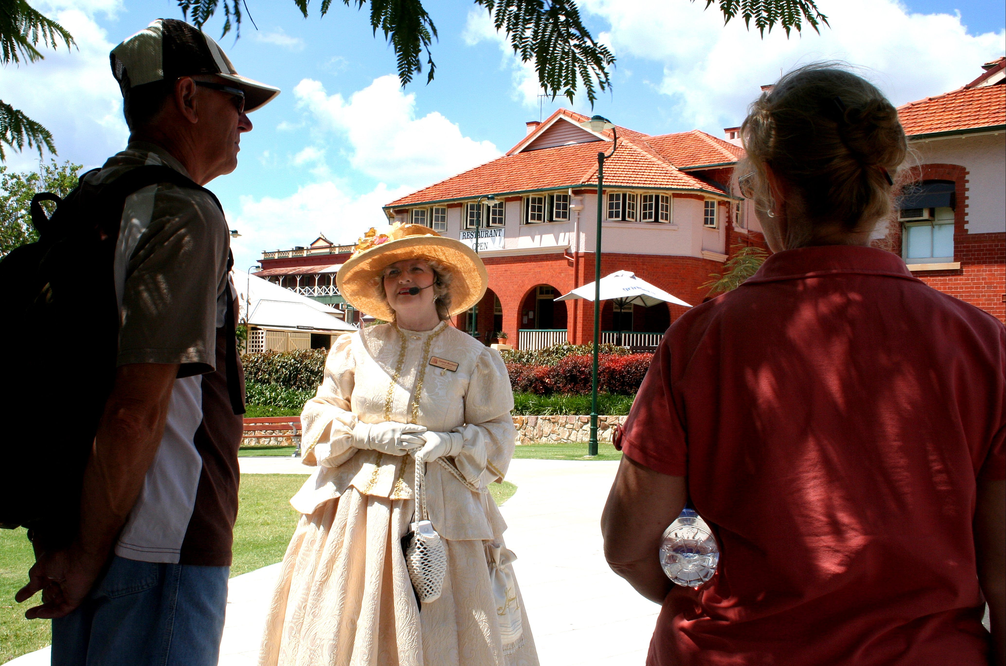 Free Guided Maryborough Heritage Walk Tour - Accommodation Tasmania