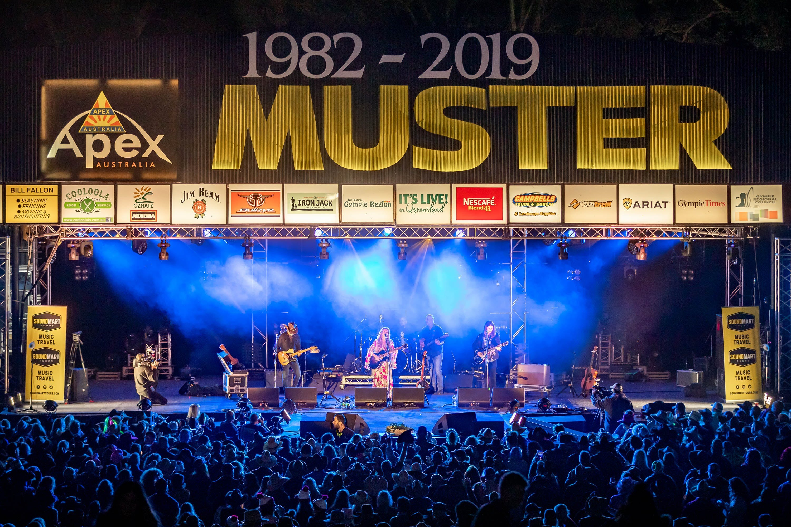 Gympie Music Muster - Accommodation Tasmania