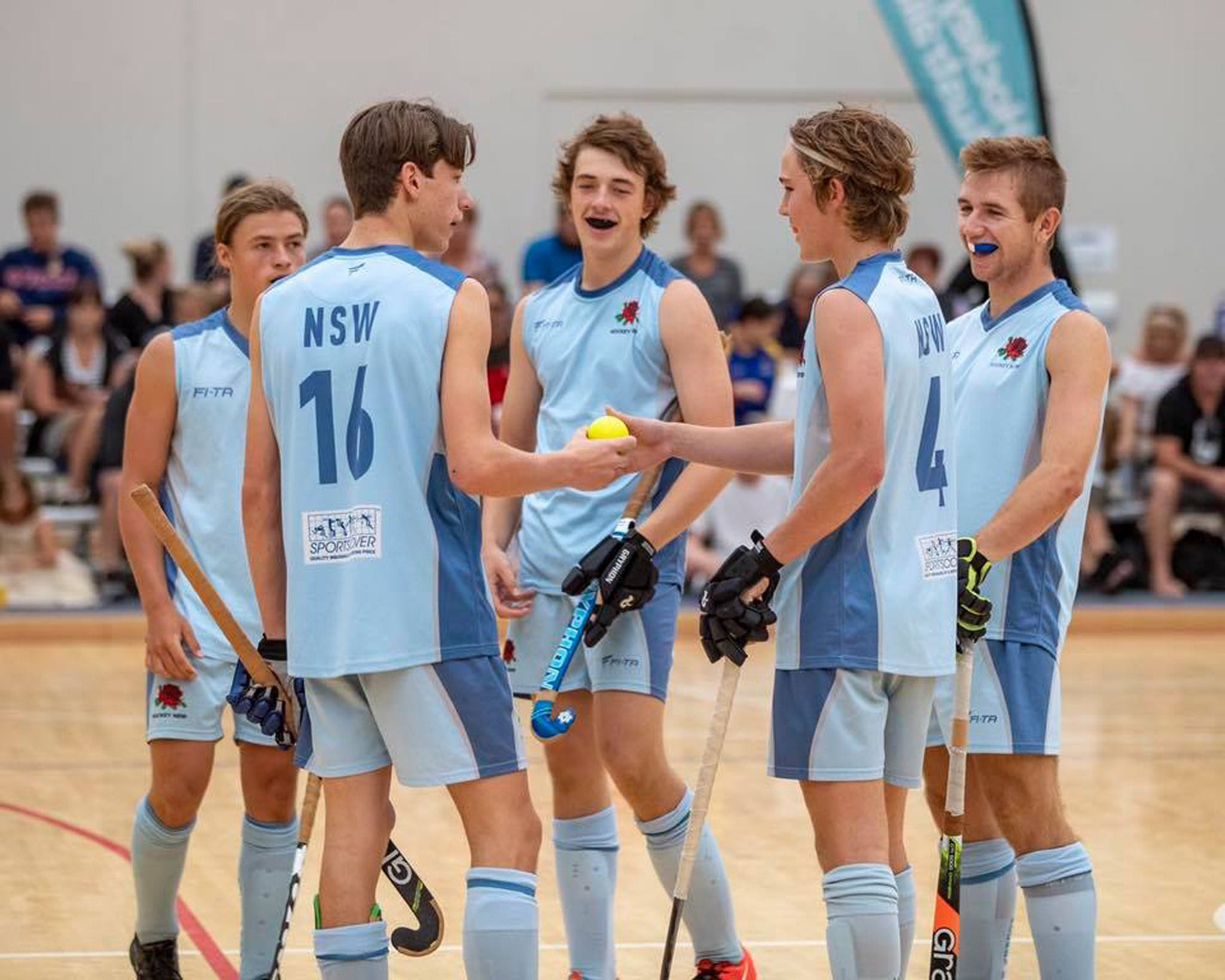 Hockey NSW Indoor State Championship  Open Men - Accommodation Tasmania
