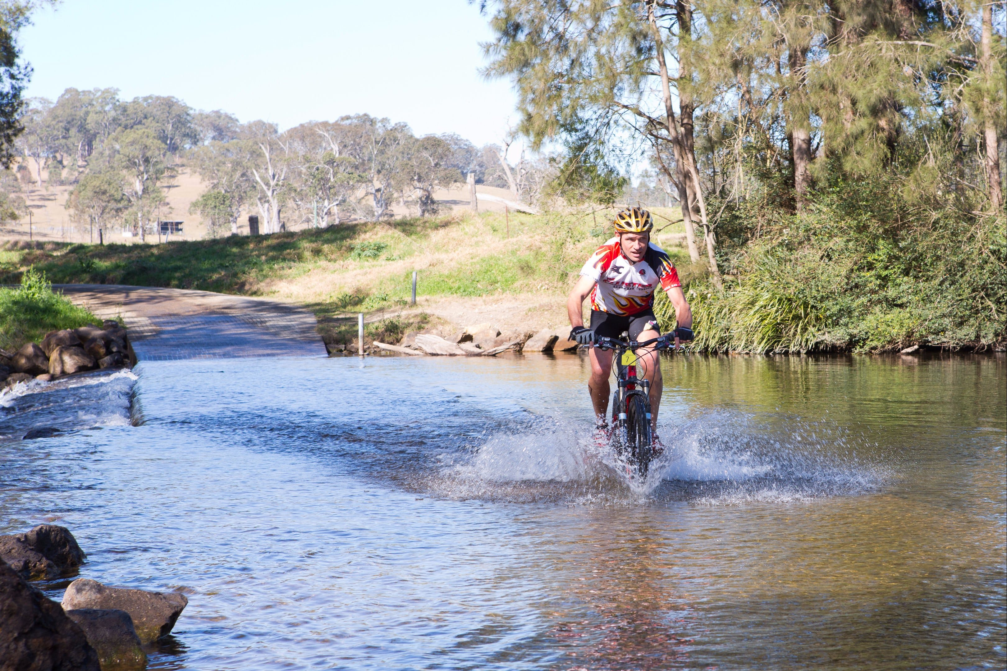Mountain Man Tri Challenge - Accommodation Tasmania