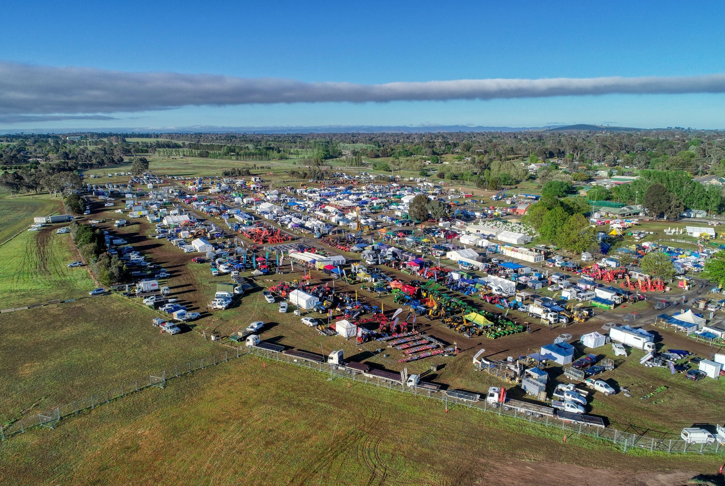 Murrumbateman Field Days - Accommodation Tasmania