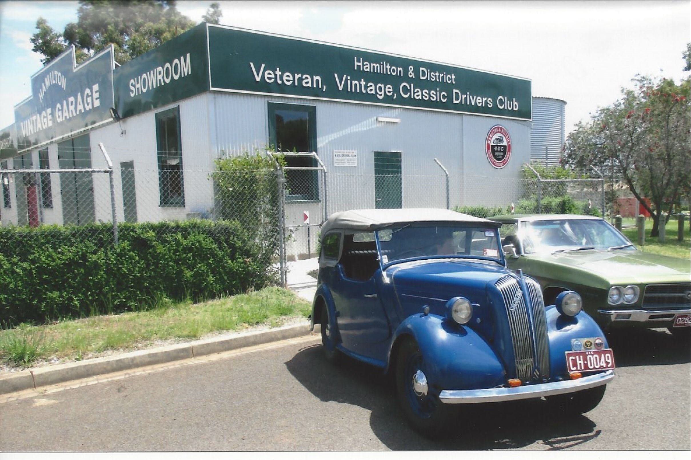 Queens Birthday Veteran Vintage and Classic Car Rally - Accommodation Tasmania
