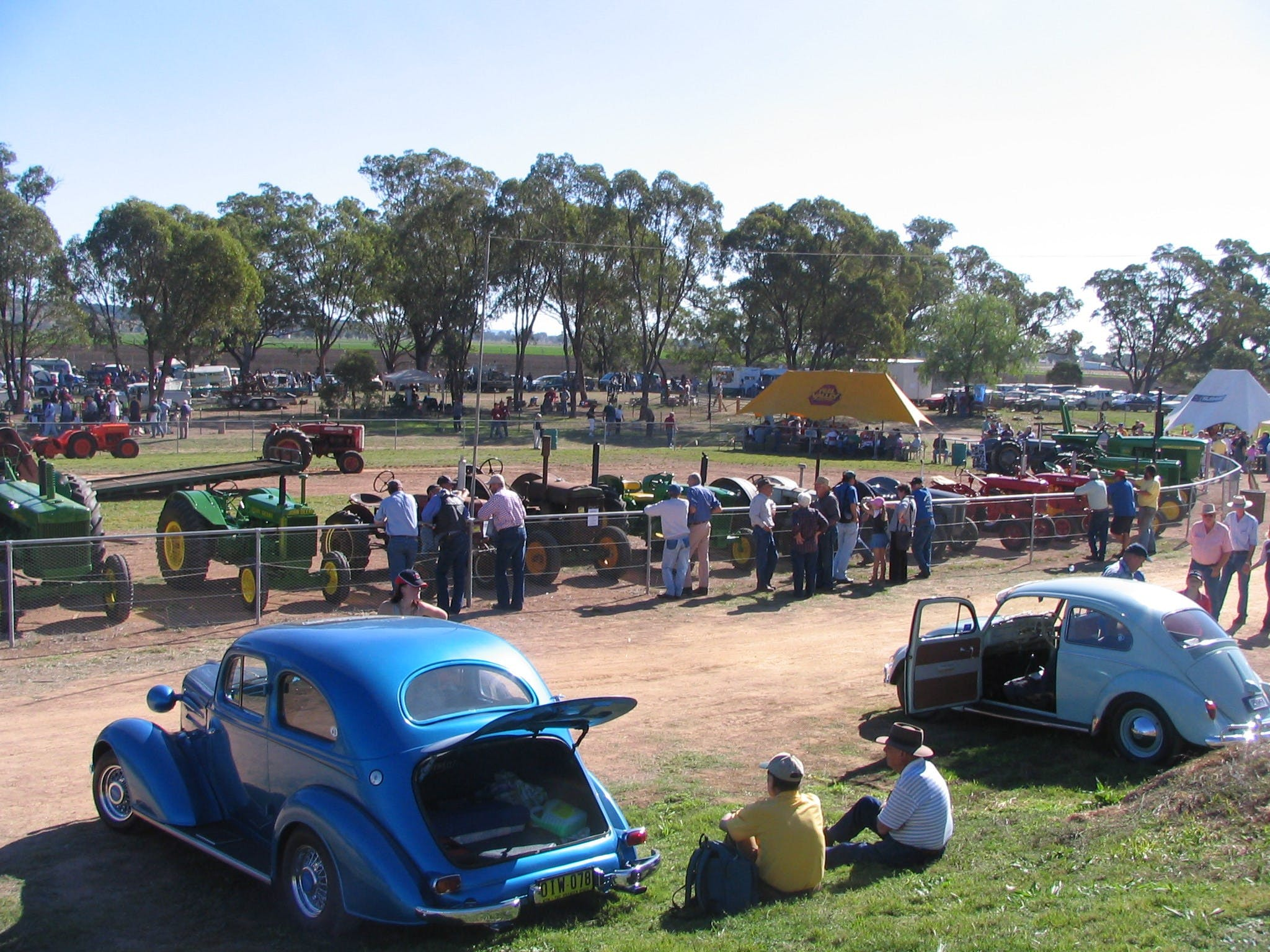 Quirindi Rural Heritage Village - Vintage Machinery and Miniature Railway Rally and Swap Meet - Accommodation Tasmania