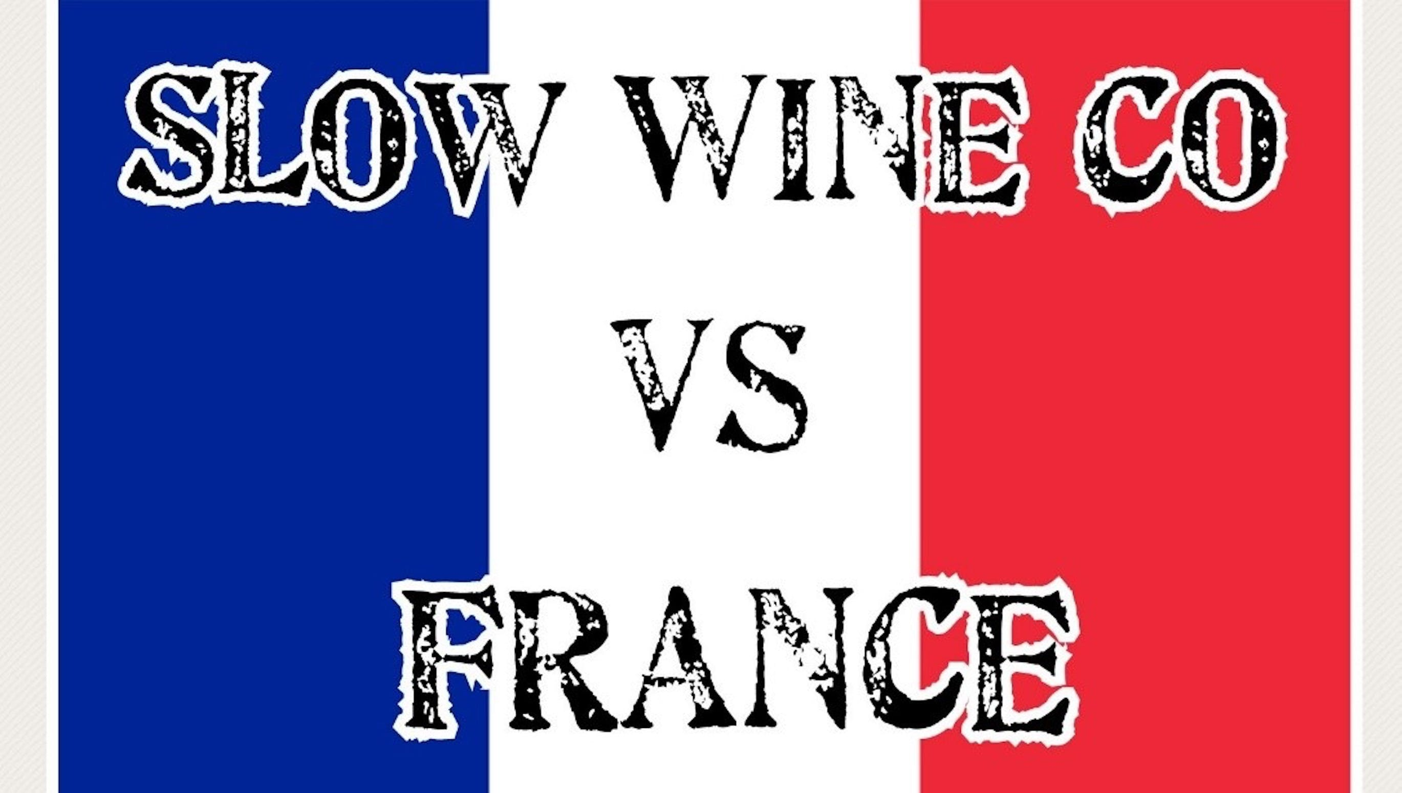 Slow Wine v France - Accommodation Tasmania