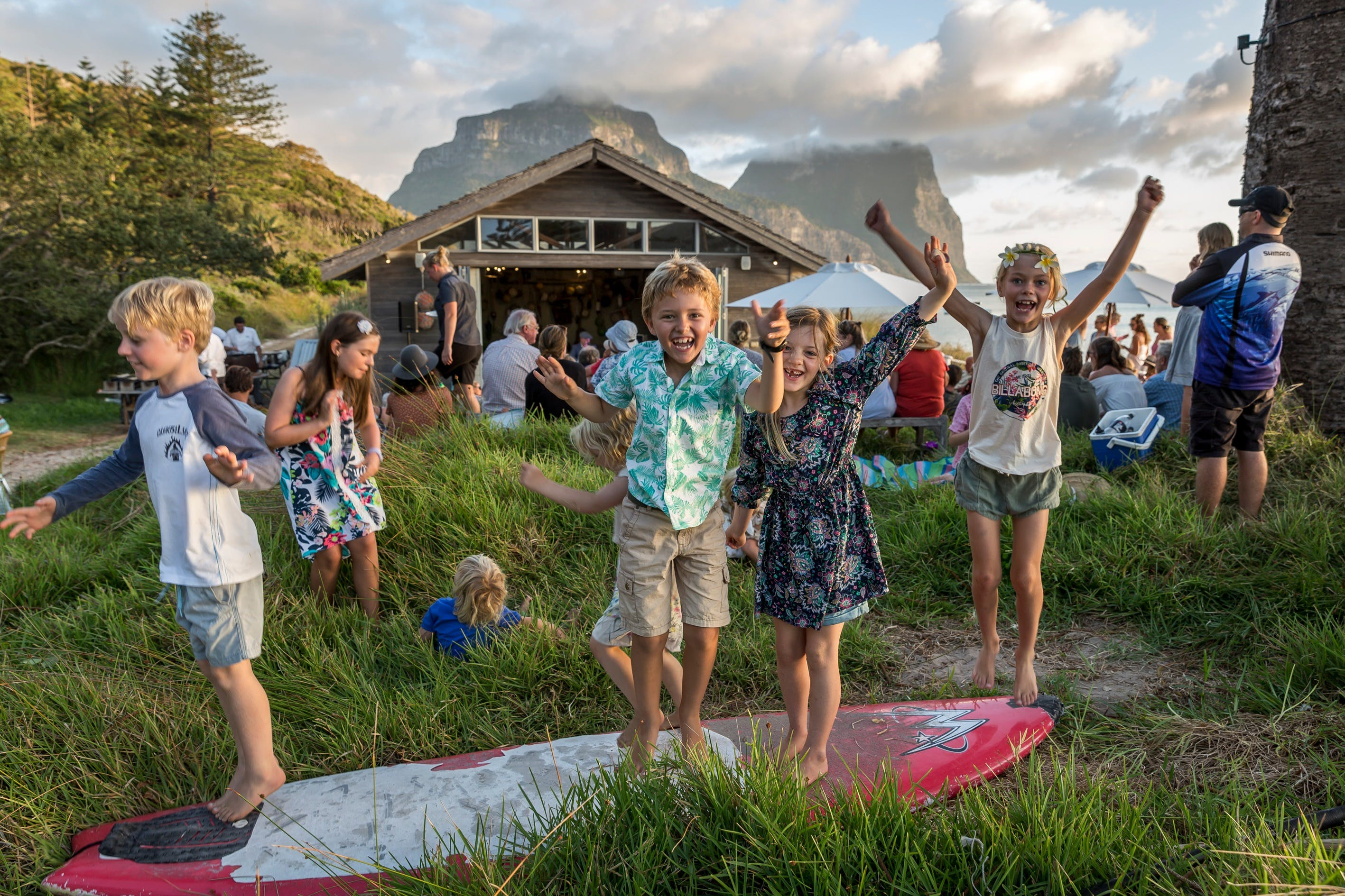 Spring Festival of Lord Howe Island - Accommodation Tasmania