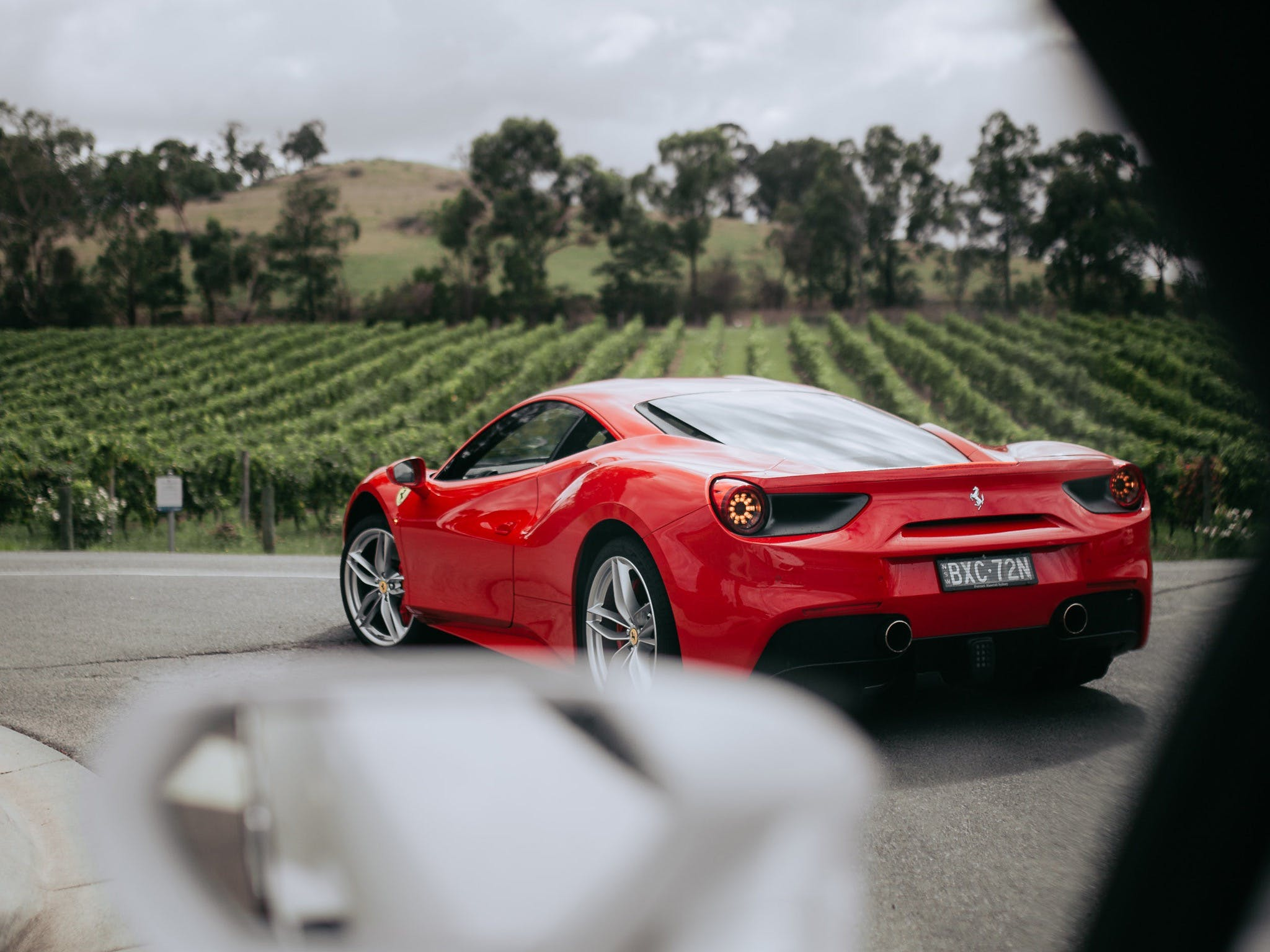 The Prancing Horse Supercar Drive Day Experience - Melbourne Yarra Valley - Accommodation Tasmania