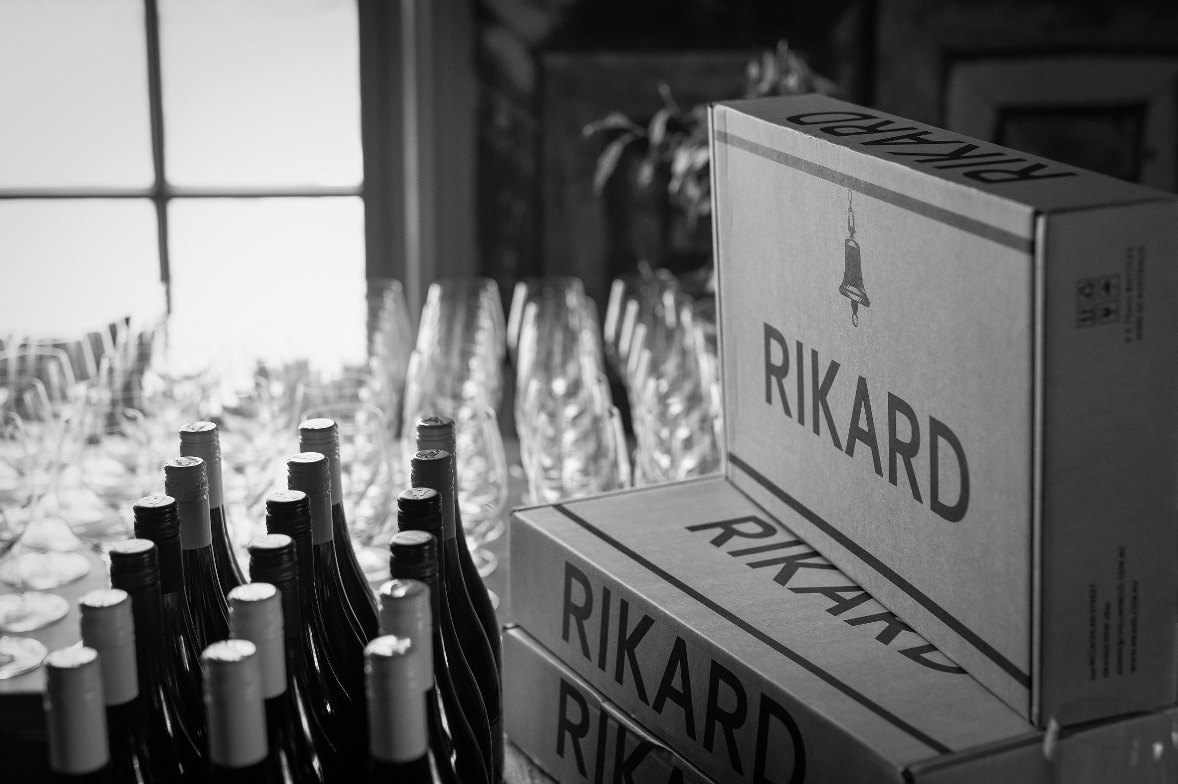 Vin Vertical - Five Years of RIKARD Pinot Noir - Accommodation Tasmania