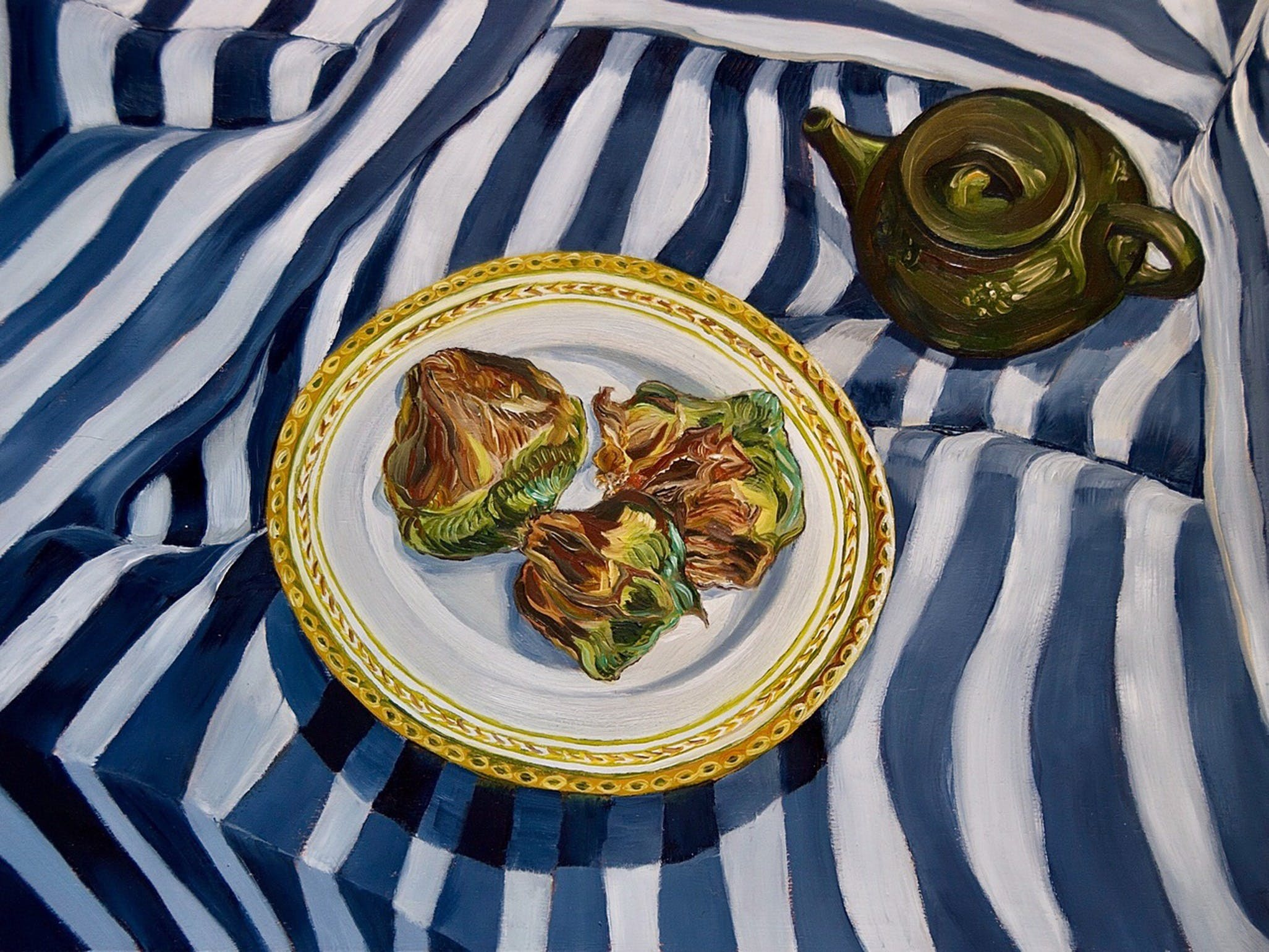 A Still Life - solo exhibition  Karen Sedaitis - Accommodation Tasmania