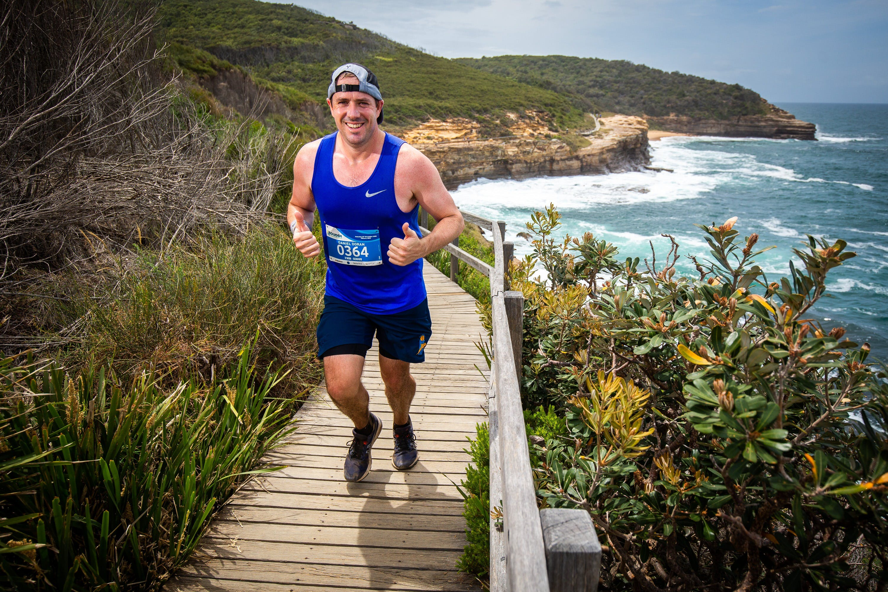 Bouddi Coastal Trail Run - Accommodation Tasmania