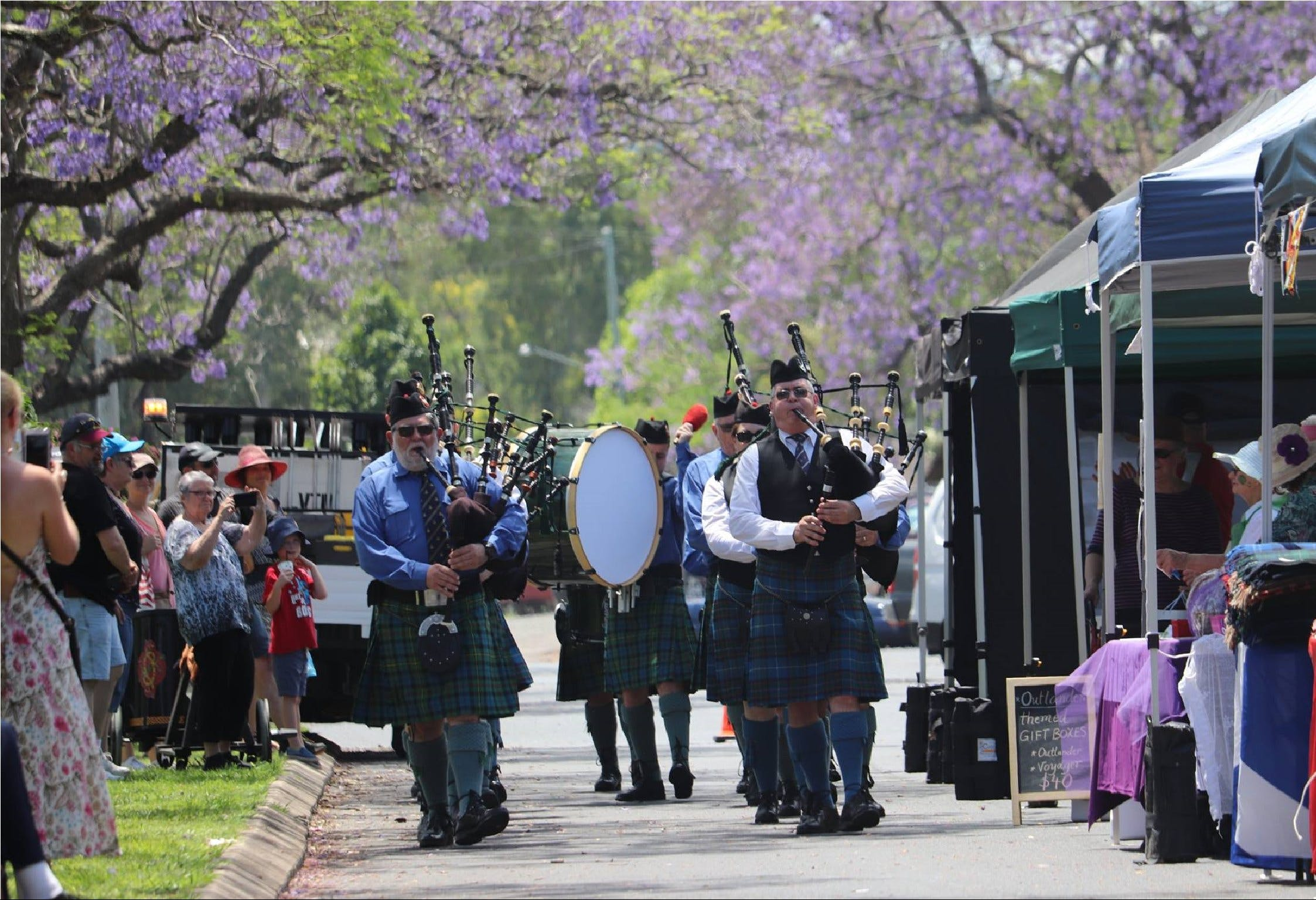 Celtic Festival of Queensland - Accommodation Tasmania