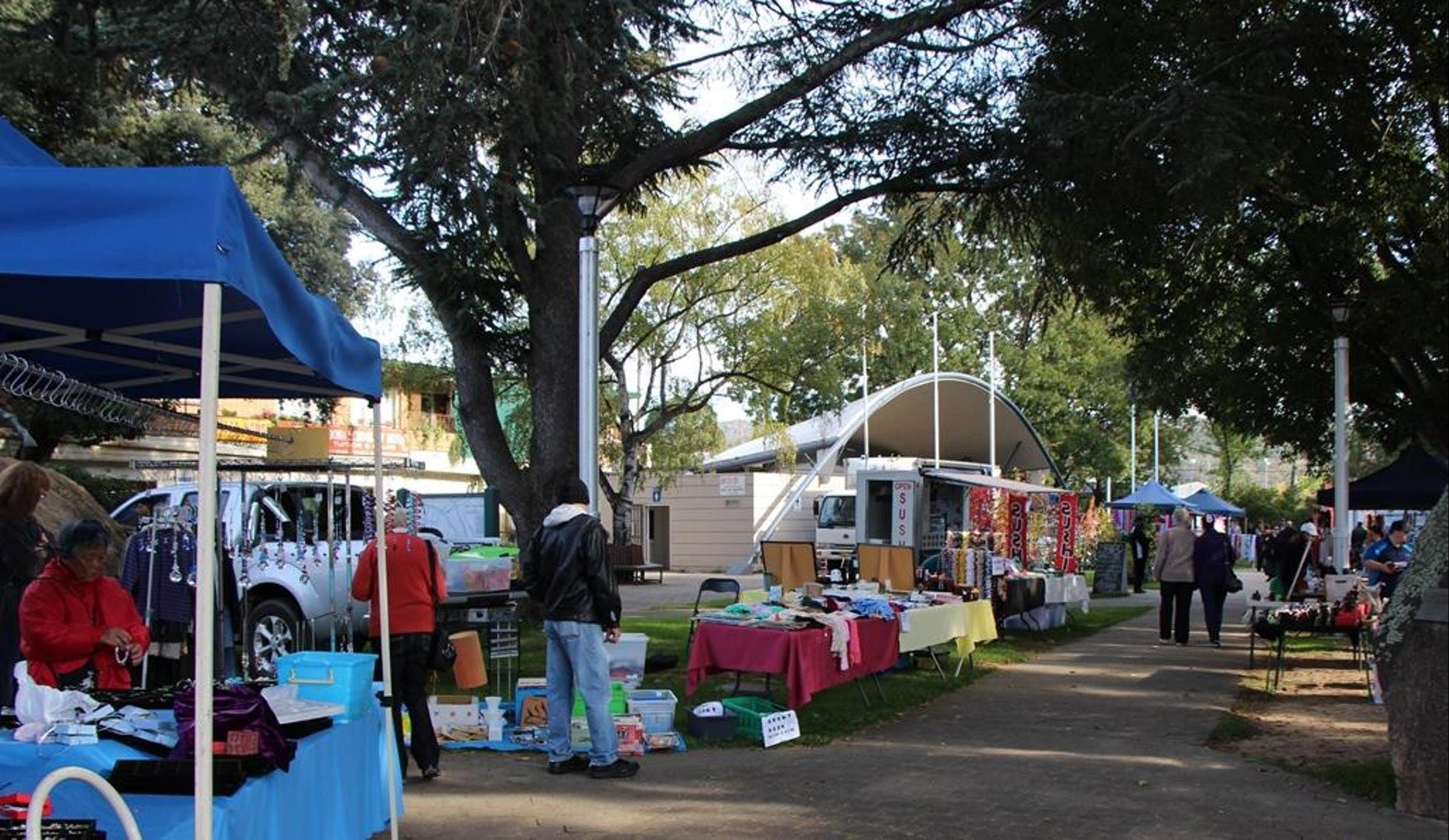 Cooma Rotary Markets - Accommodation Tasmania