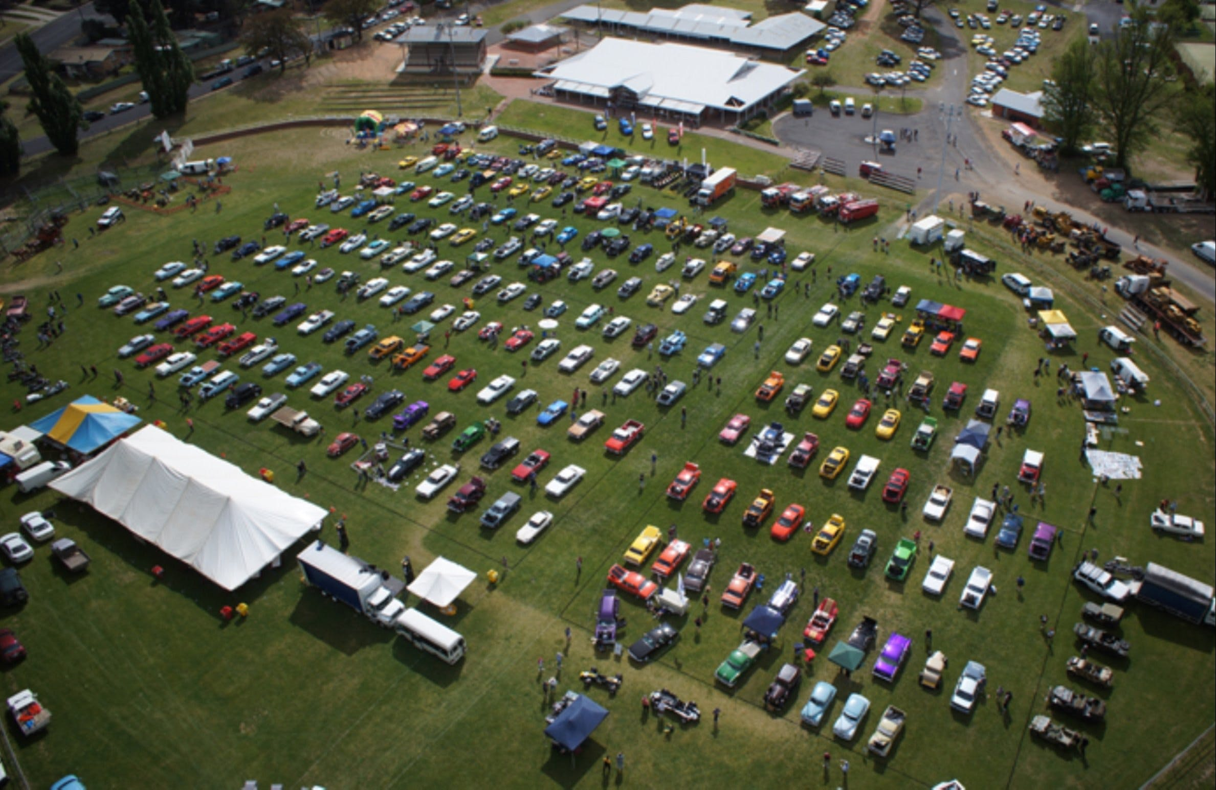 Cooma Motorfest - Accommodation Tasmania