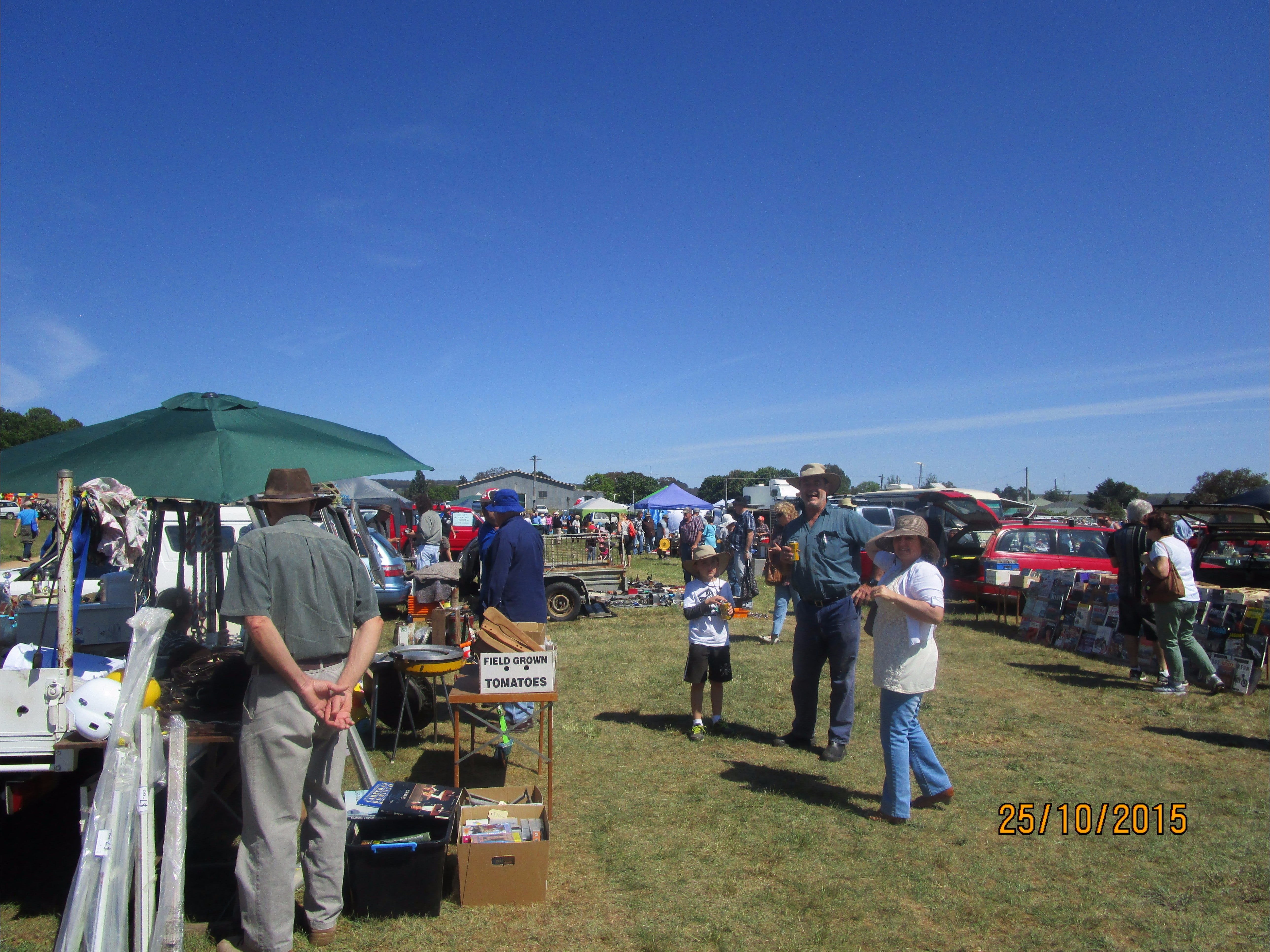 Crookwell Rotary Swap Meet and Market Day - Accommodation Tasmania