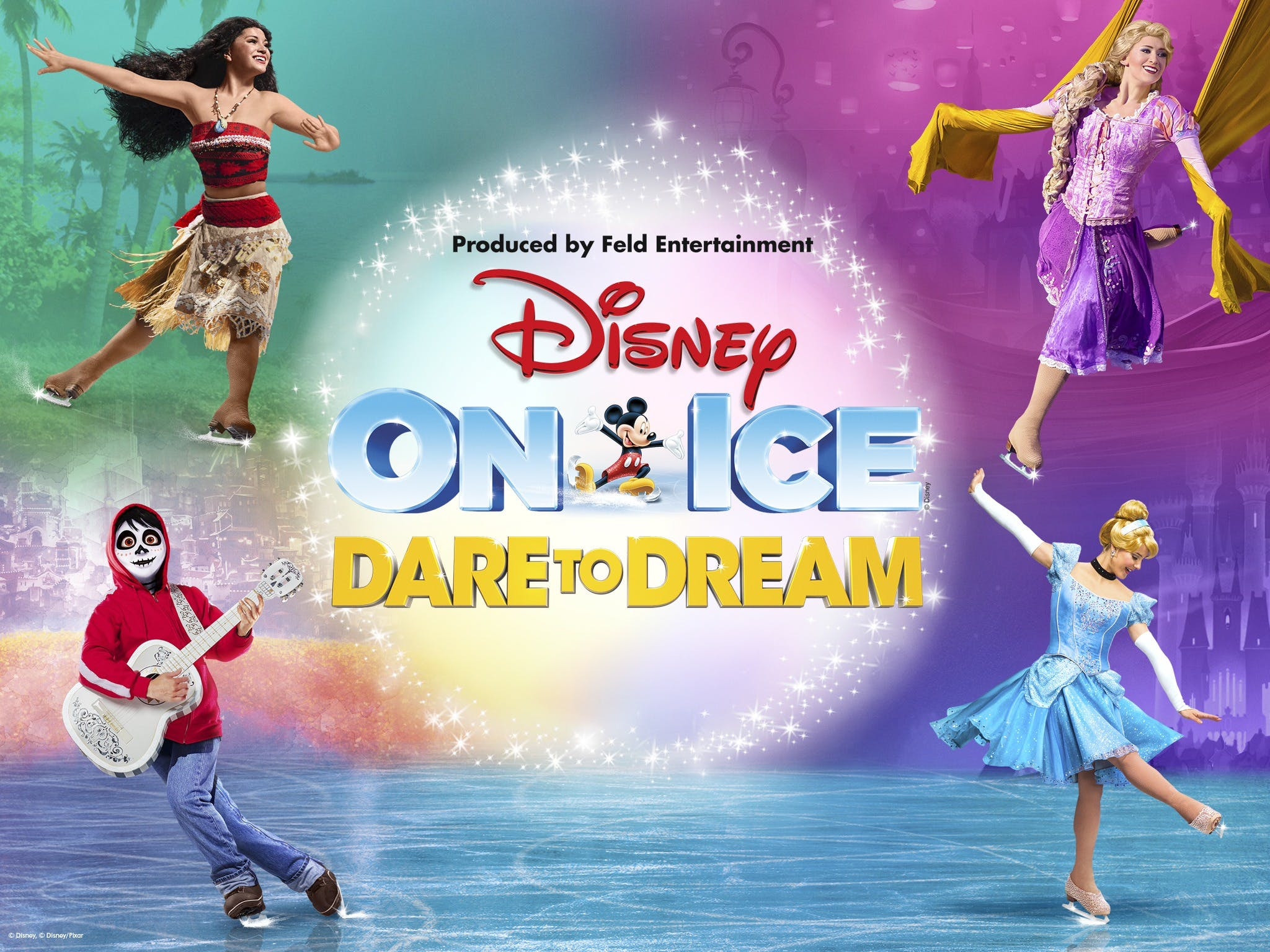 Disney On Ice presents Dare to Dream Newcastle - Accommodation Tasmania
