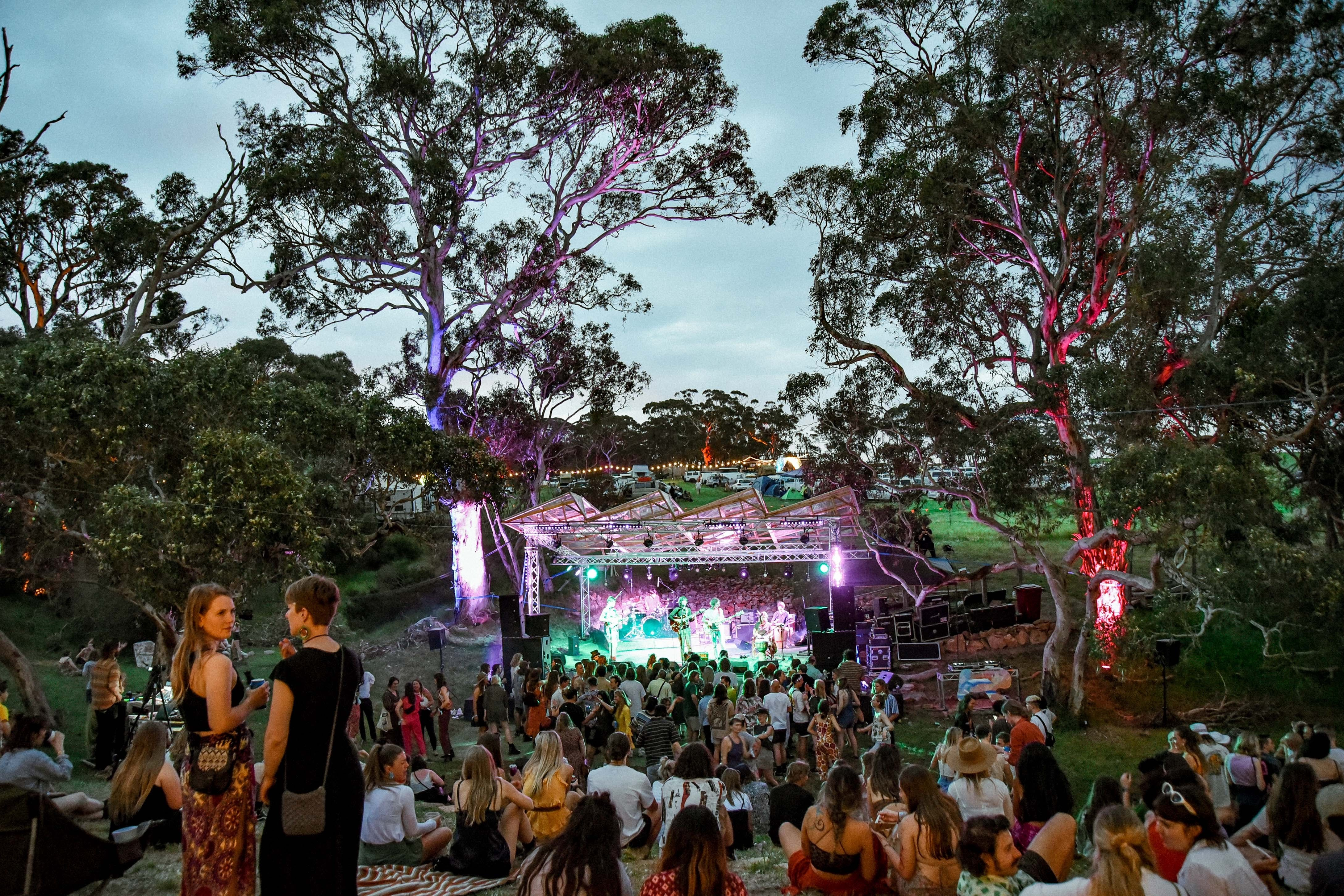 Field Good Festival - Accommodation Tasmania