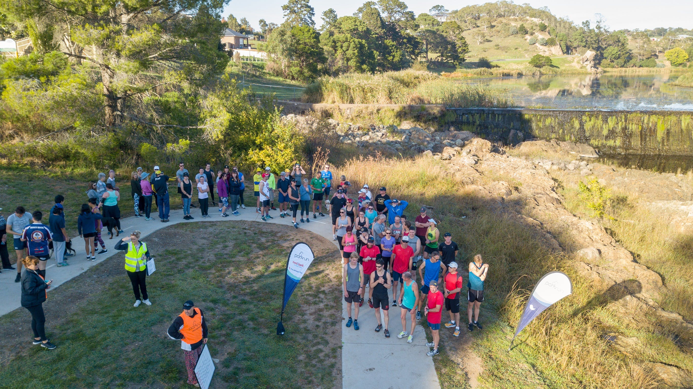 Goulburn Parkrun - Accommodation Tasmania
