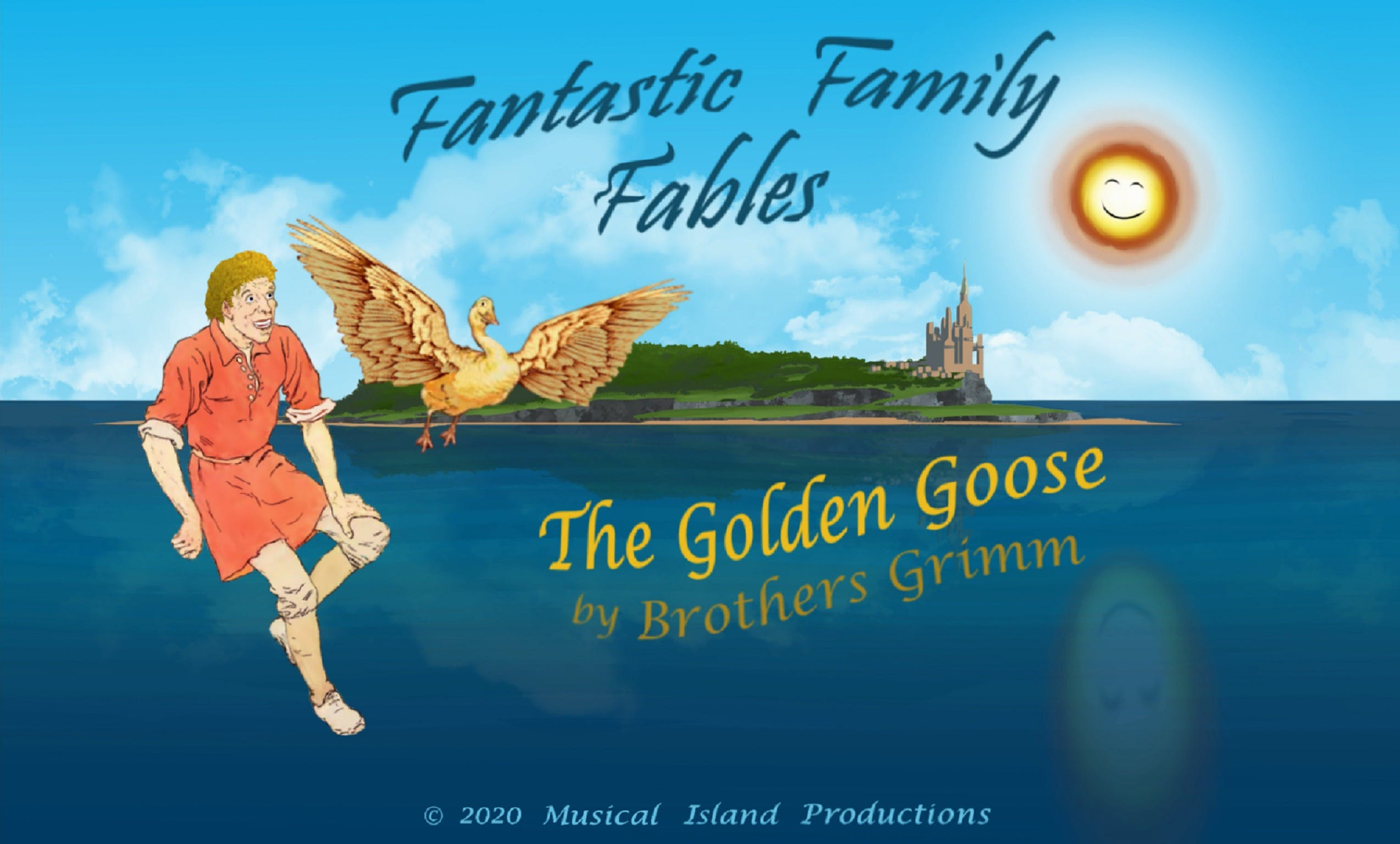 Kids Theatre Online at Home -  Family Fables Hour - Accommodation Tasmania