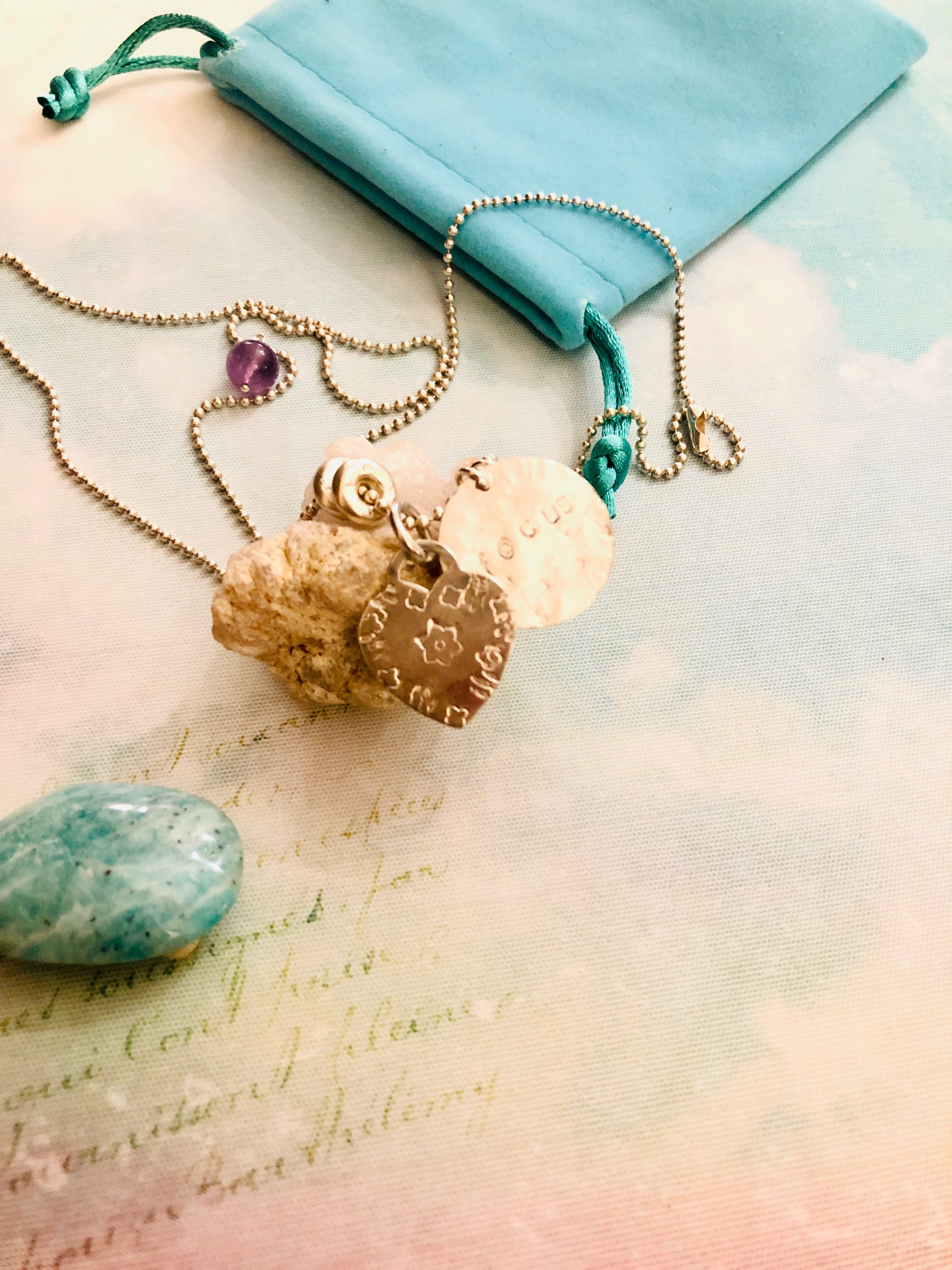Make Your Own Manifestation Necklace Workshop - Accommodation Tasmania