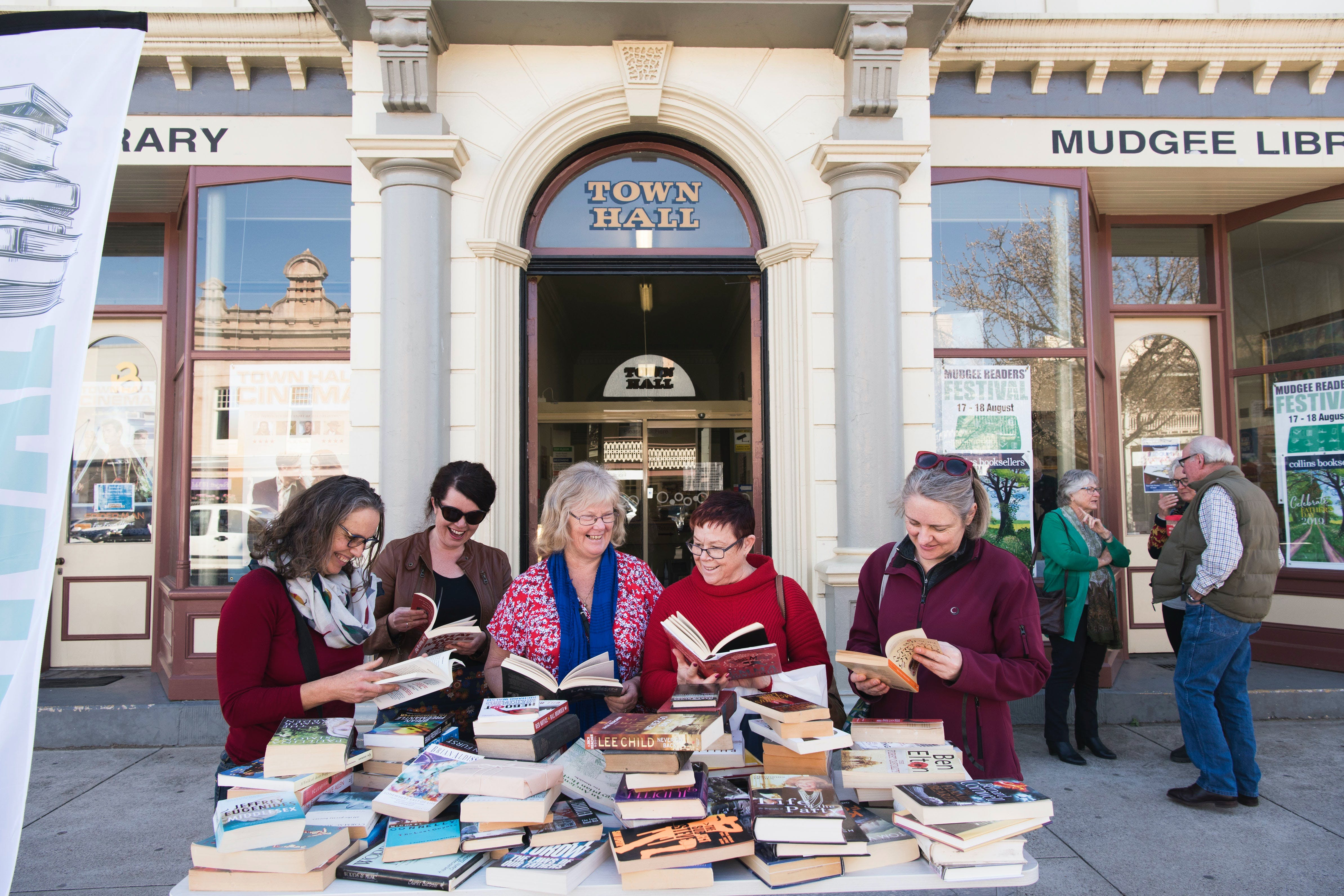 Mudgee Readers' Festival - Accommodation Tasmania