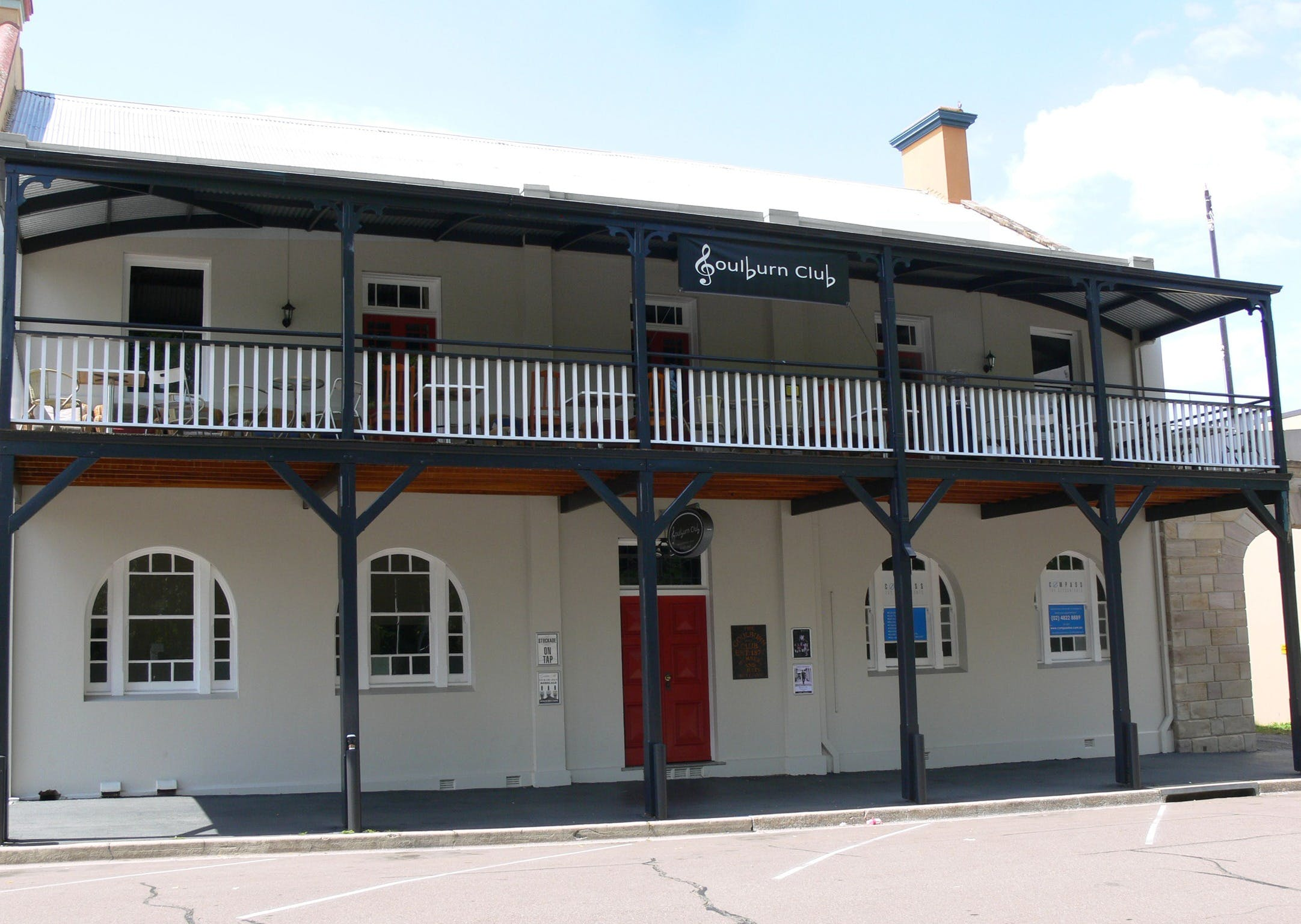 Open Mic Night at the Goulburn Club - Accommodation Tasmania