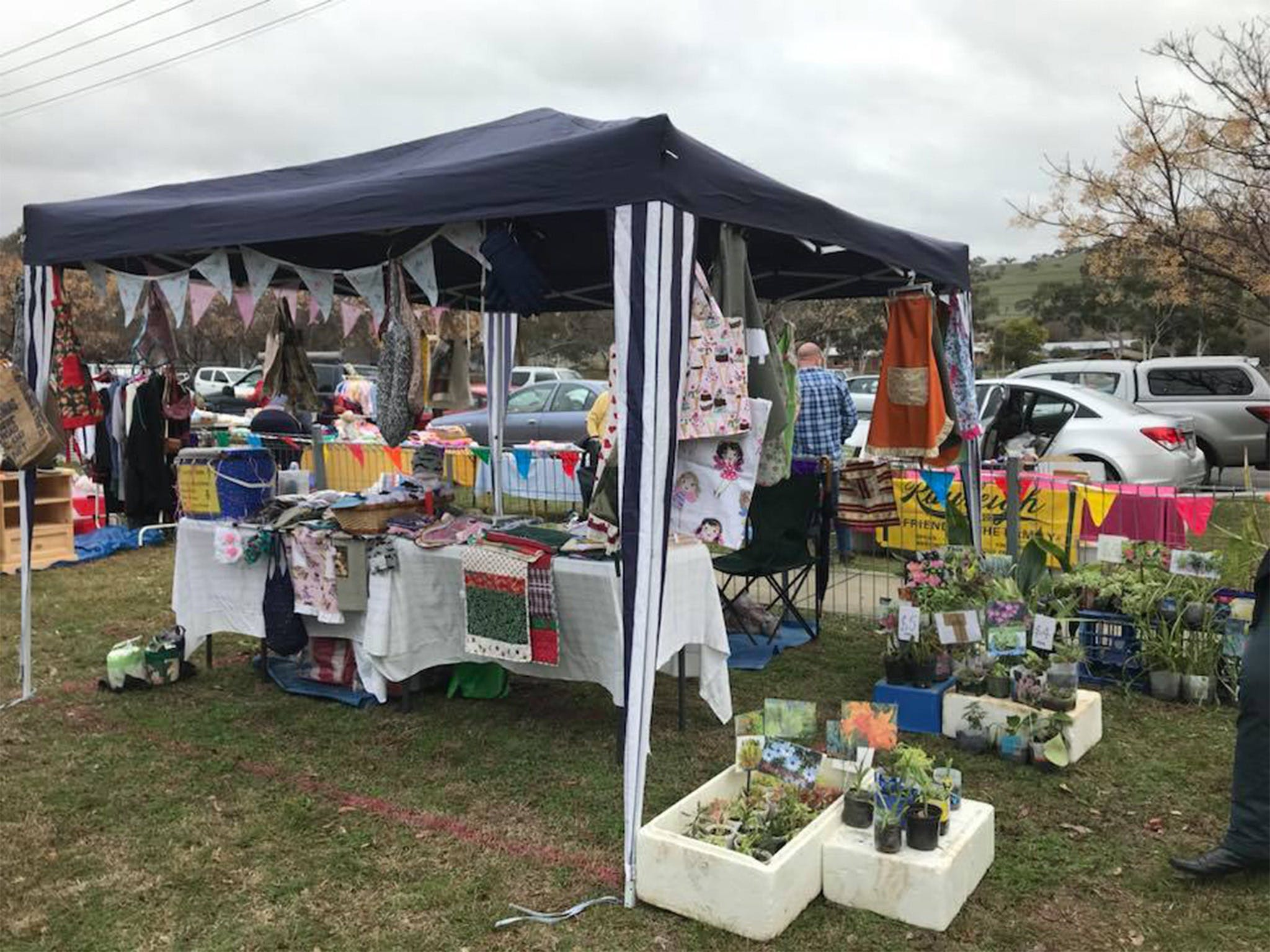 Perthville Village Fair - Accommodation Tasmania