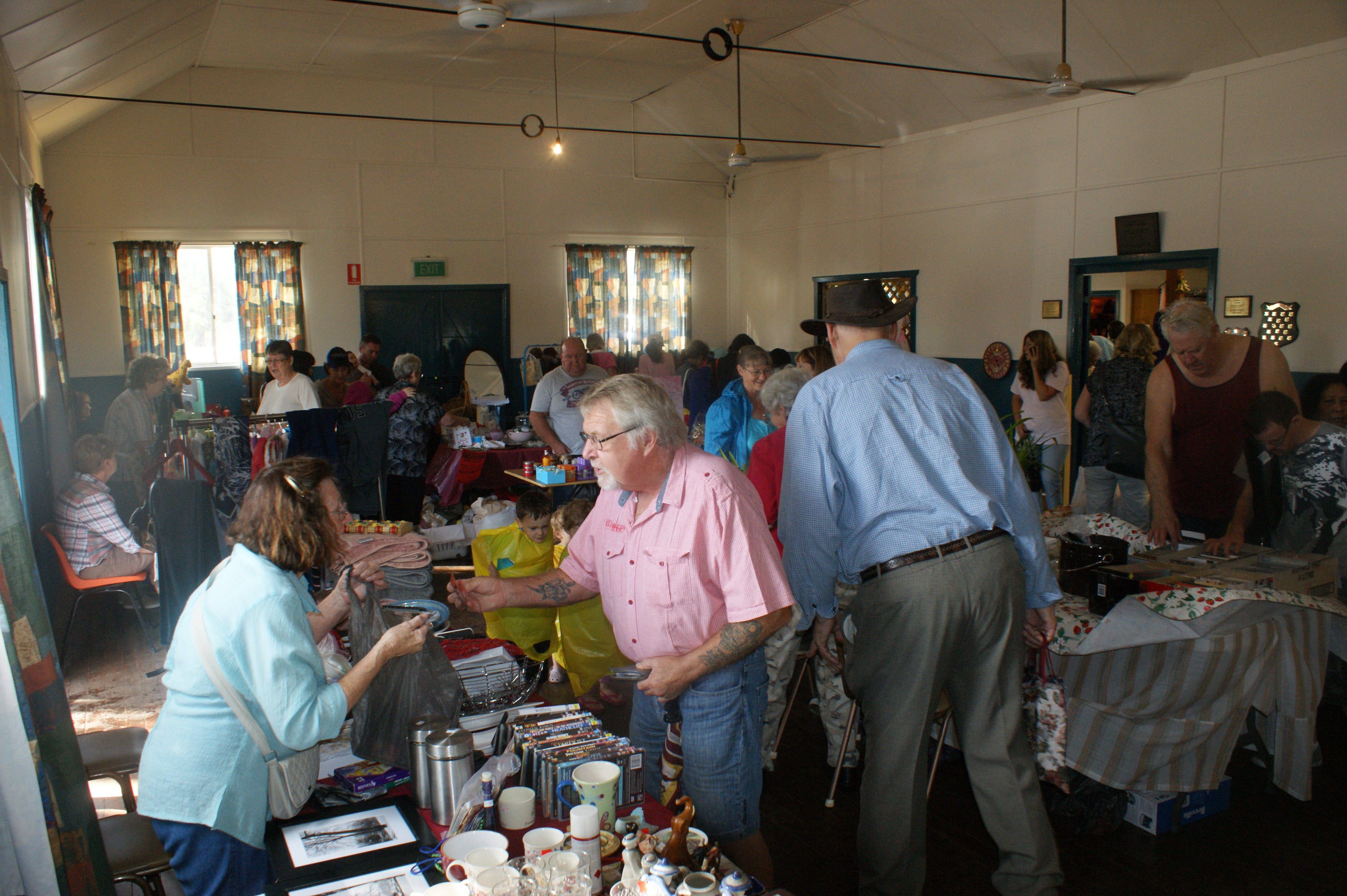 Twilight Markets at East Kurrajong - Accommodation Tasmania