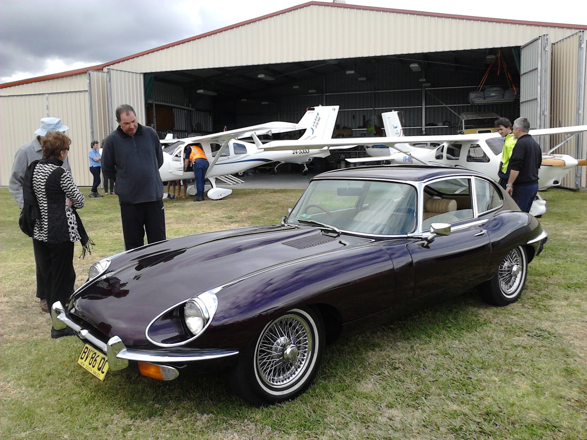 Wings and Wheels Open Day - Accommodation Tasmania