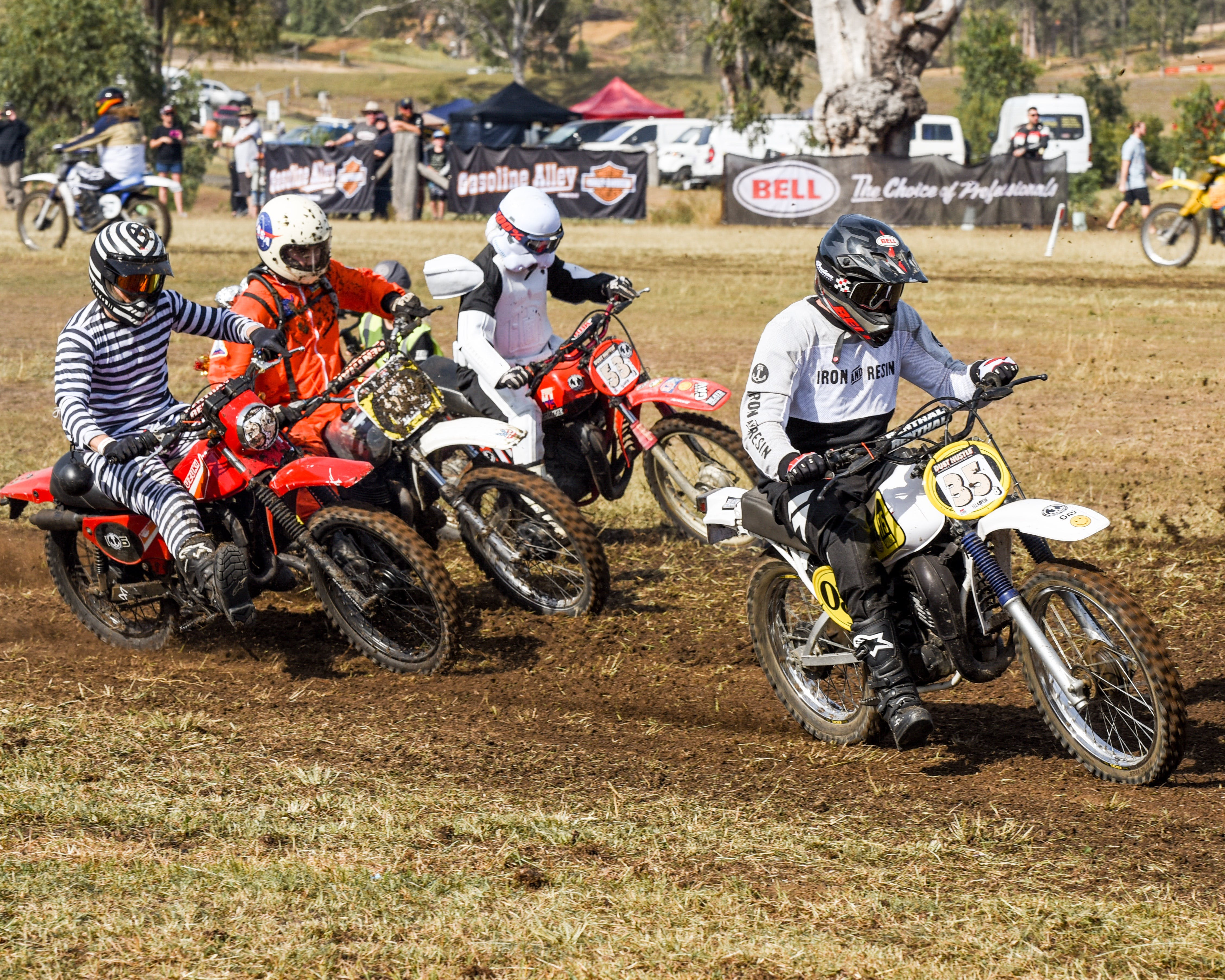 Dust Hustle Queensland Moto Park - Accommodation Tasmania