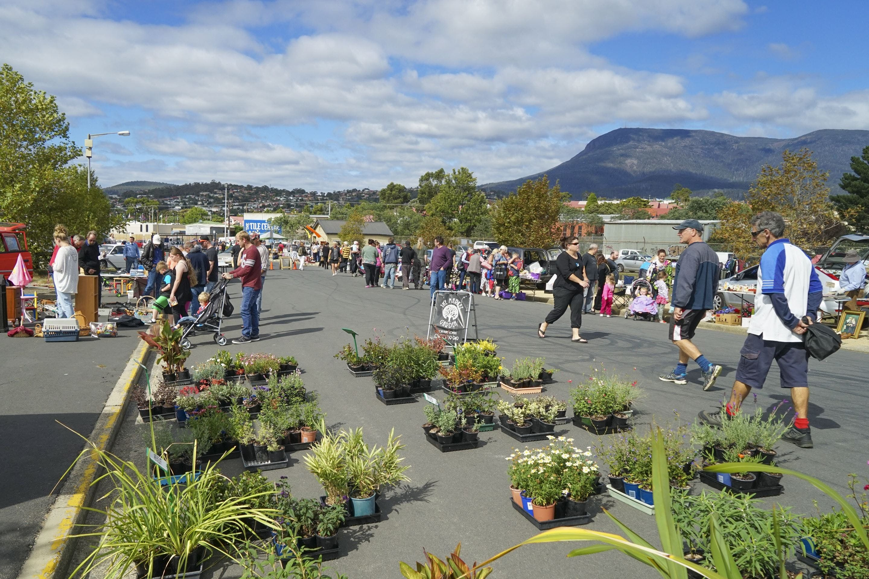 Hobart Showground Sunday Market - Weekly - Accommodation Tasmania